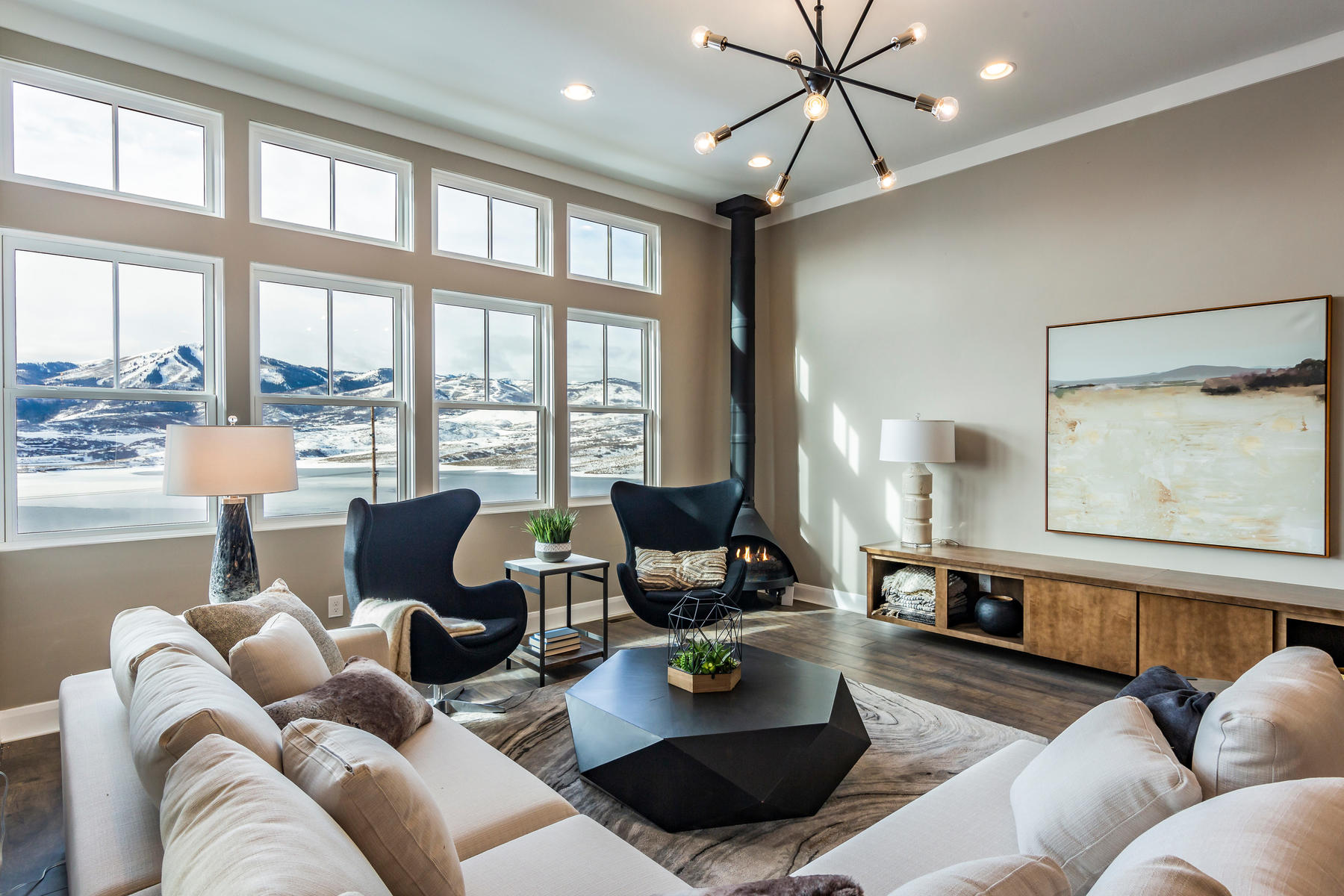 townhouses vì Bán tại New Lakefront Community with Views of Deer Valley Resort & Jordanelle Reservoir 392 E Overlook Loop, Lot 32, Hideout Canyon, Utah 84036 Hoa Kỳ