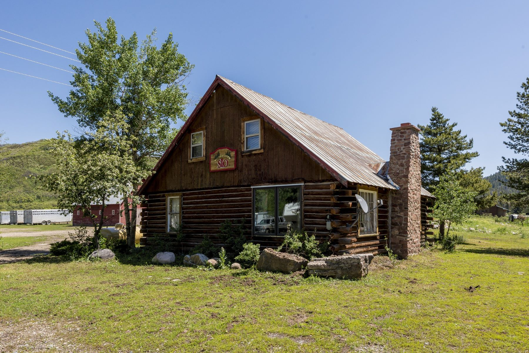 Additional photo for property listing at Prime Horse Property 27400 RCR 64 Clark, Colorado 80428 États-Unis