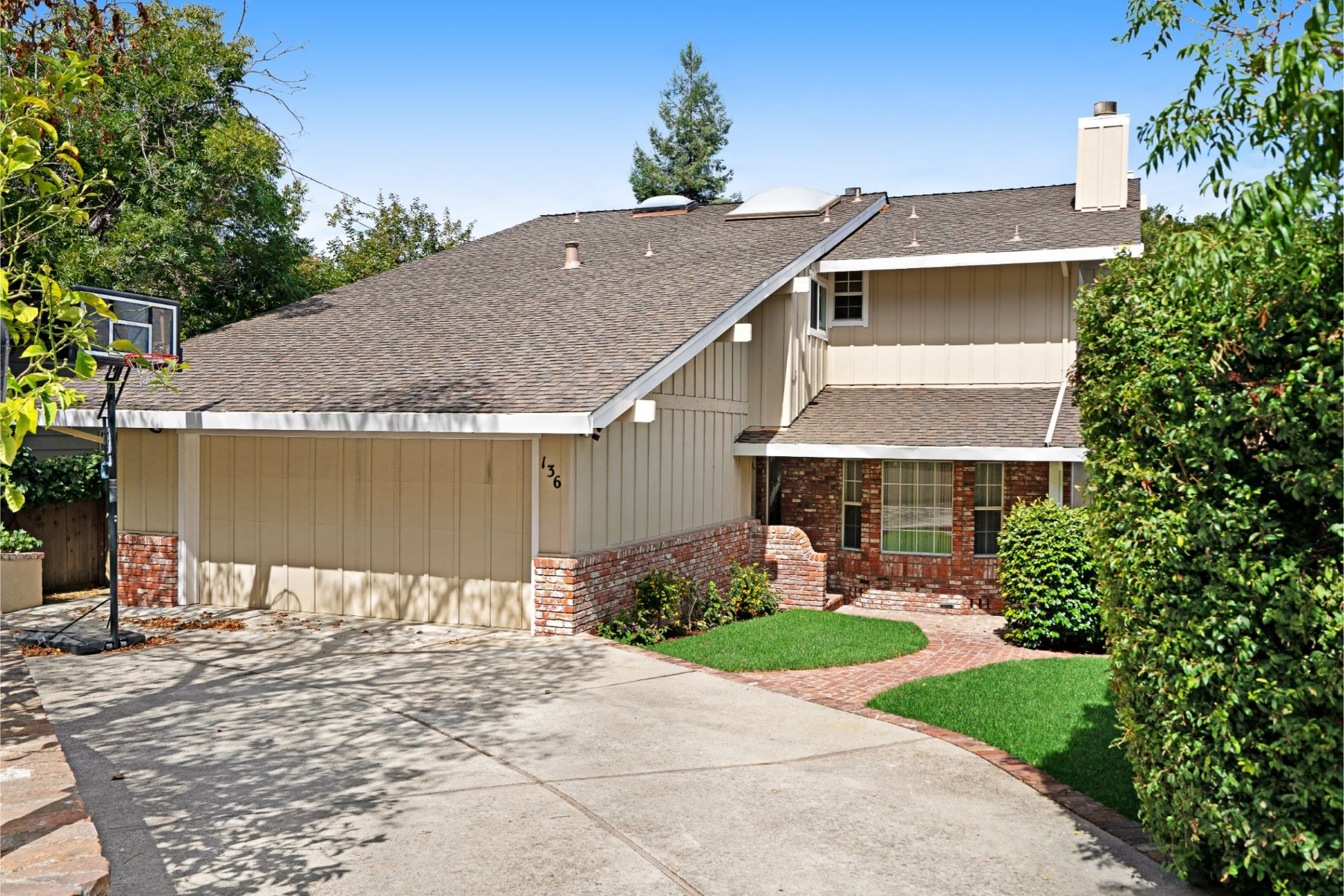 Single Family Home for Active at Live The Dream In Devonshire Canyon 136 Dale Avenue San Carlos, California 94070 United States