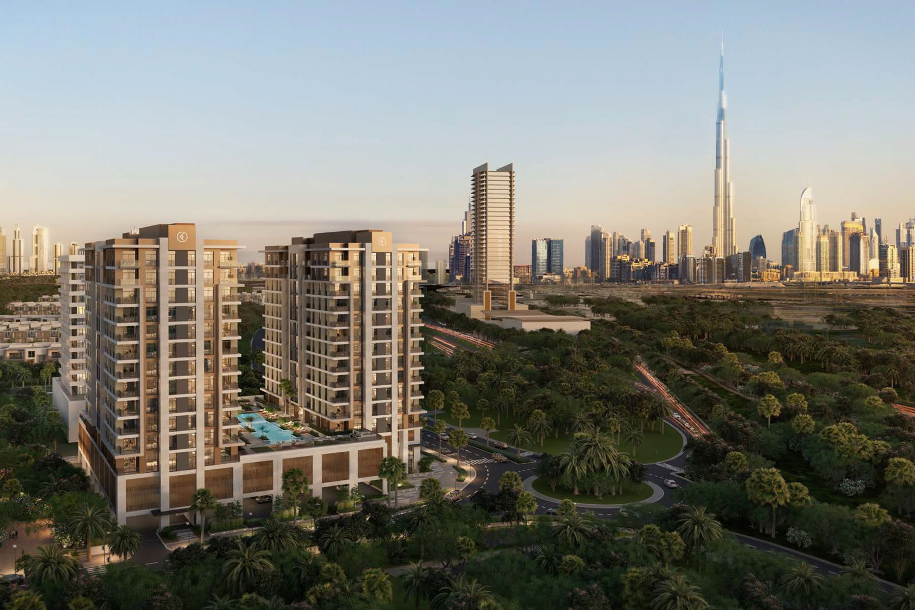 apartments for Sale at Modern Architecture Wilton Terraces 1 Mohammad Bin Rashid City Wilton Terraces 1 Dubai, Dubai 00000 United Arab Emirates