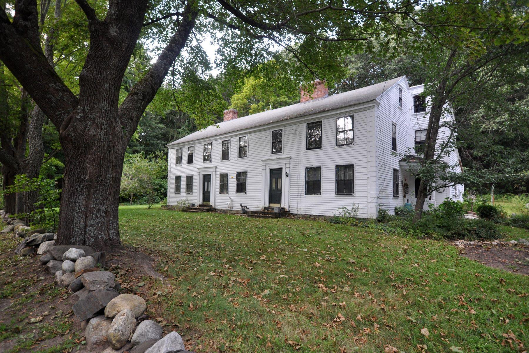 단독 가정 주택 용 매매 에 612 Barretts Mill Road, Concord 612 Barretts Mill Rd, Concord, 매사추세츠, 01742 미국