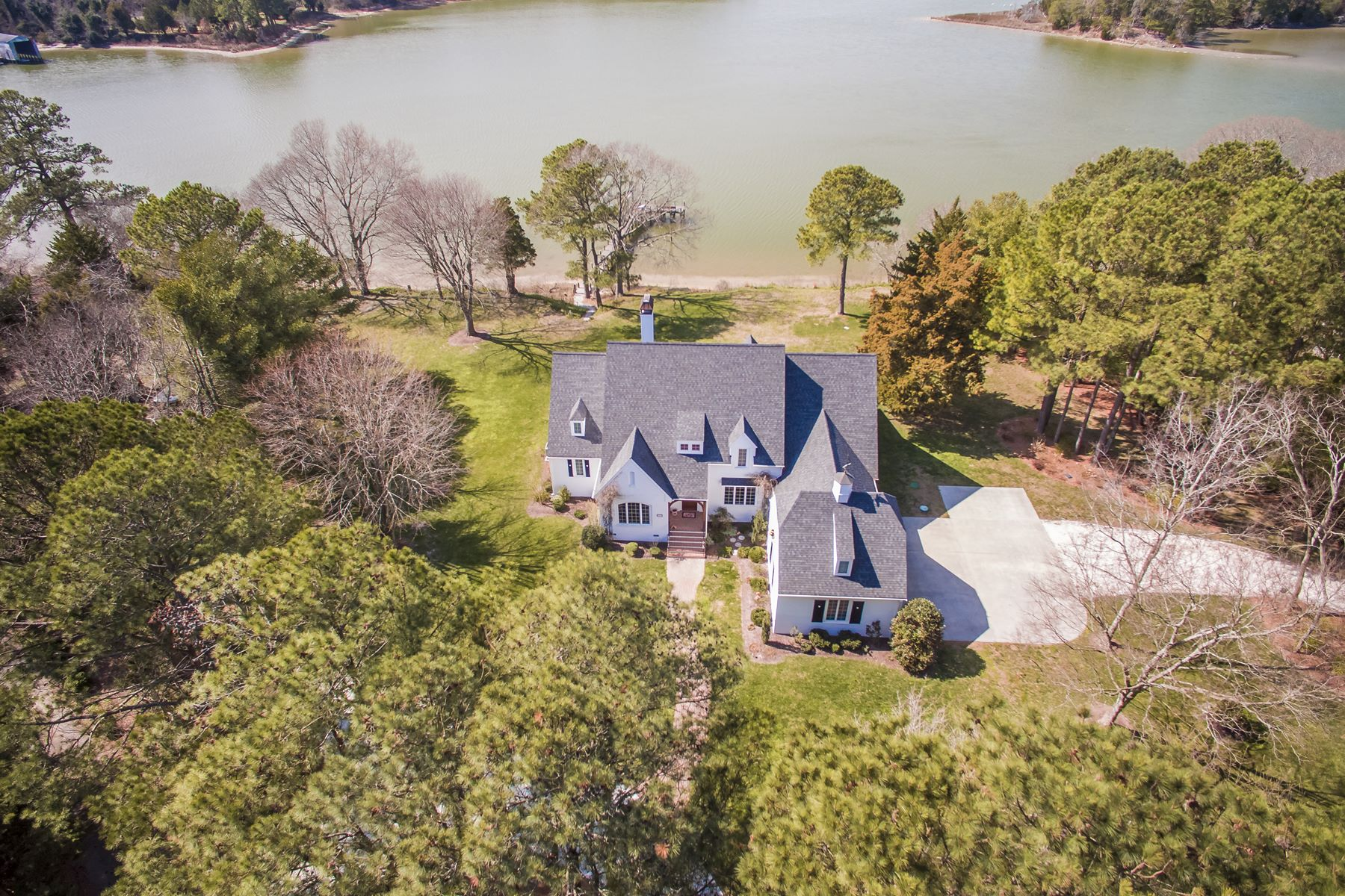 Single Family Home for Sale at Church Creek in Franktown 8448 Creek St. Franktown, Virginia 23354 United States