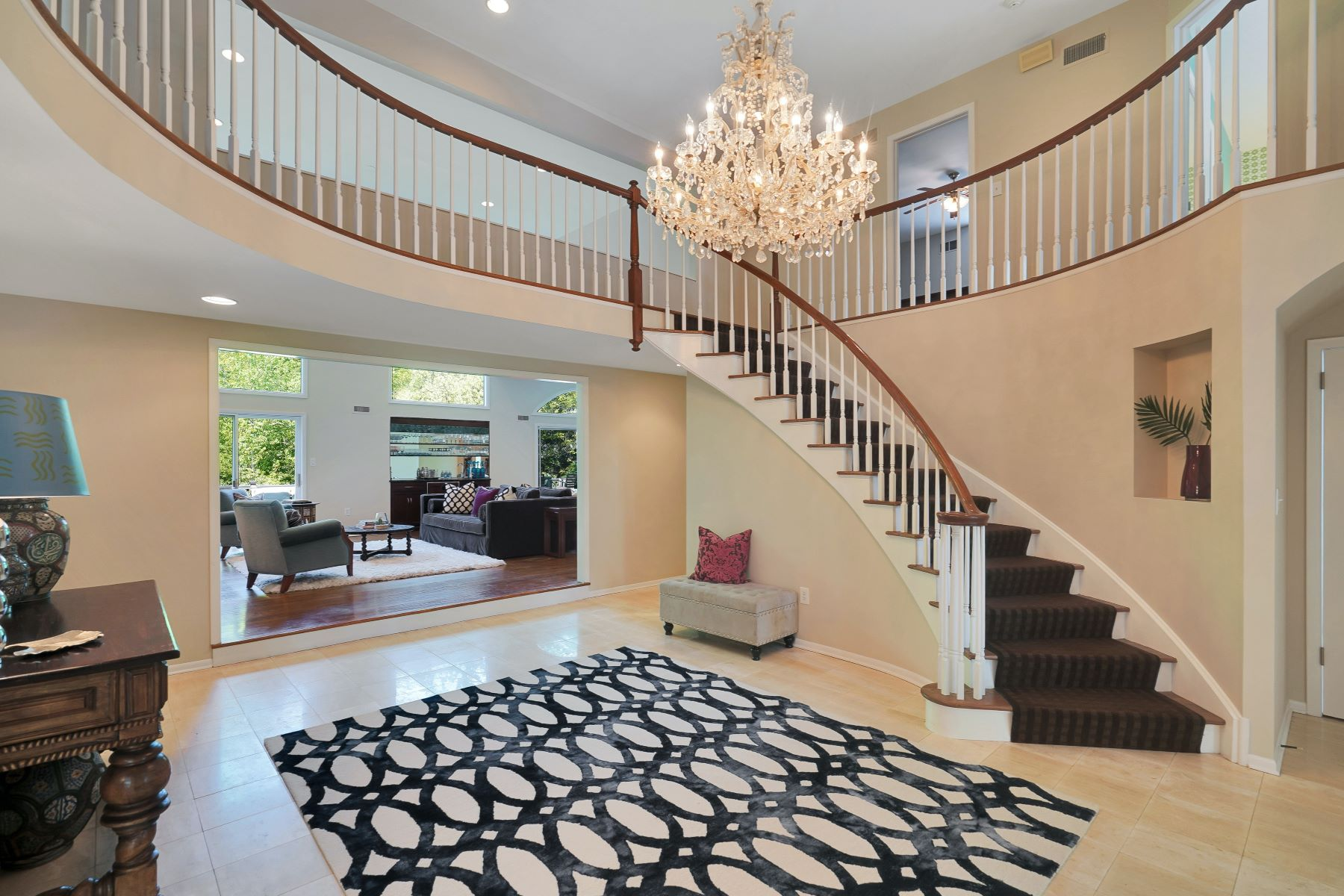 Single Family Homes for Sale at Dreamy Colonial 9 Robert Drive Short Hills, New Jersey 07078 United States