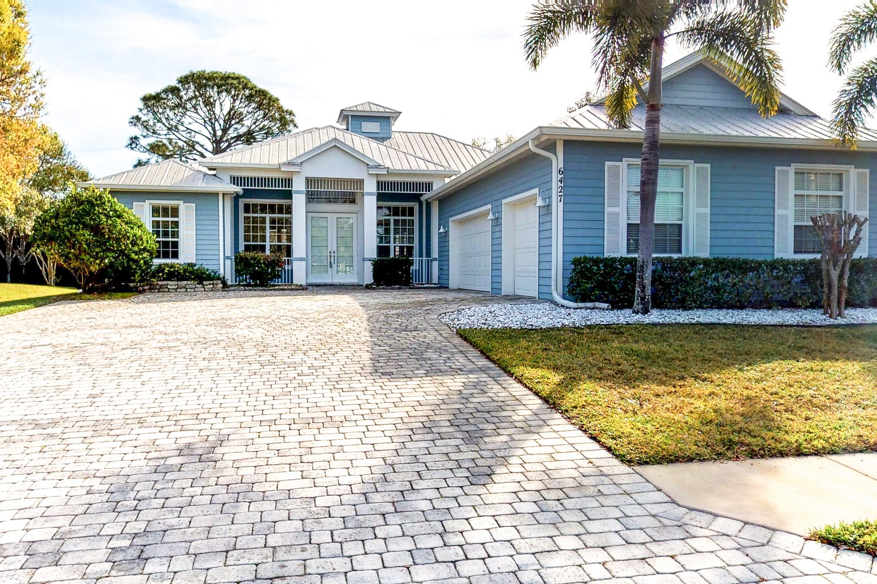 Property for Sale at All the Bells and Whistles, And A Pool Plus a Three Car Garage! 6427 53rd Circle Vero Beach, Florida 32967 United States