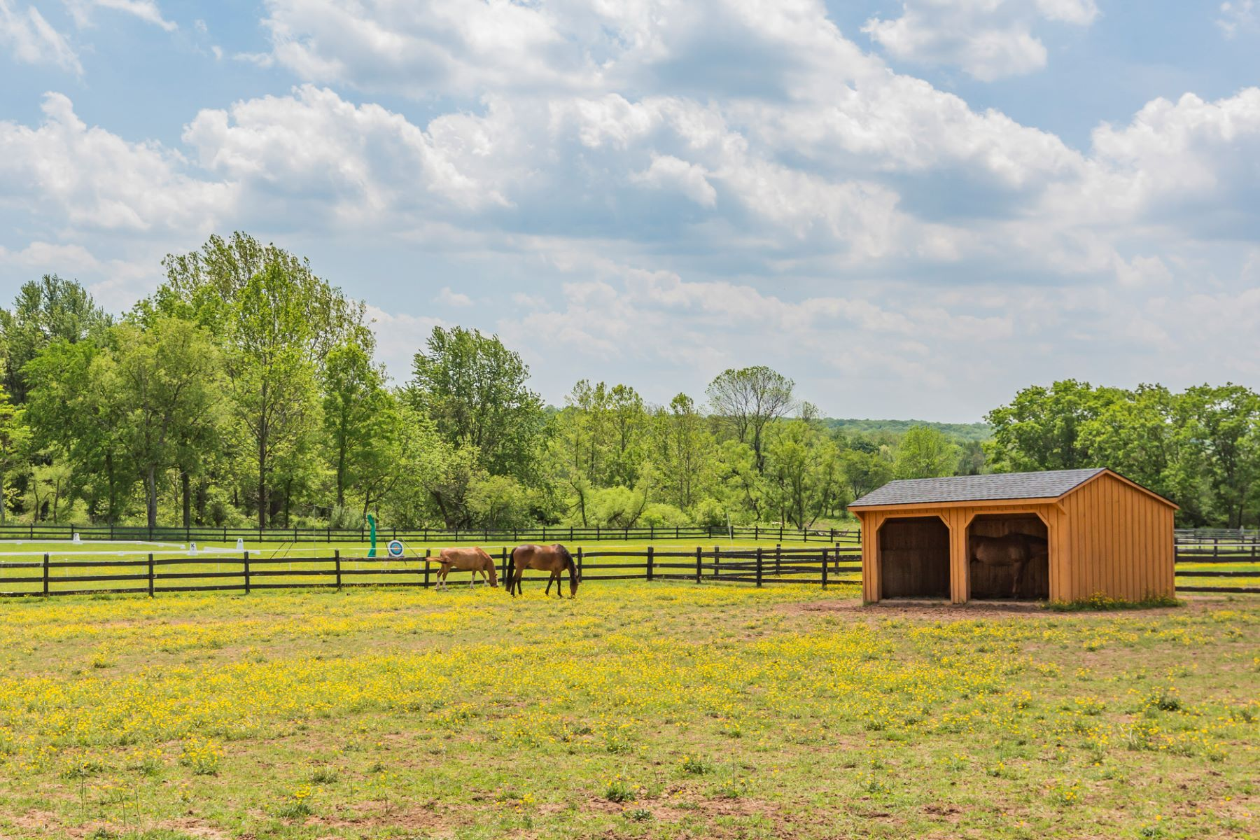 Additional photo for property listing at Historic Farm Reimagined for the Modern Equestrian - Hopewell Township 266 Province Line Road, Skillman, 뉴저지 08558 미국
