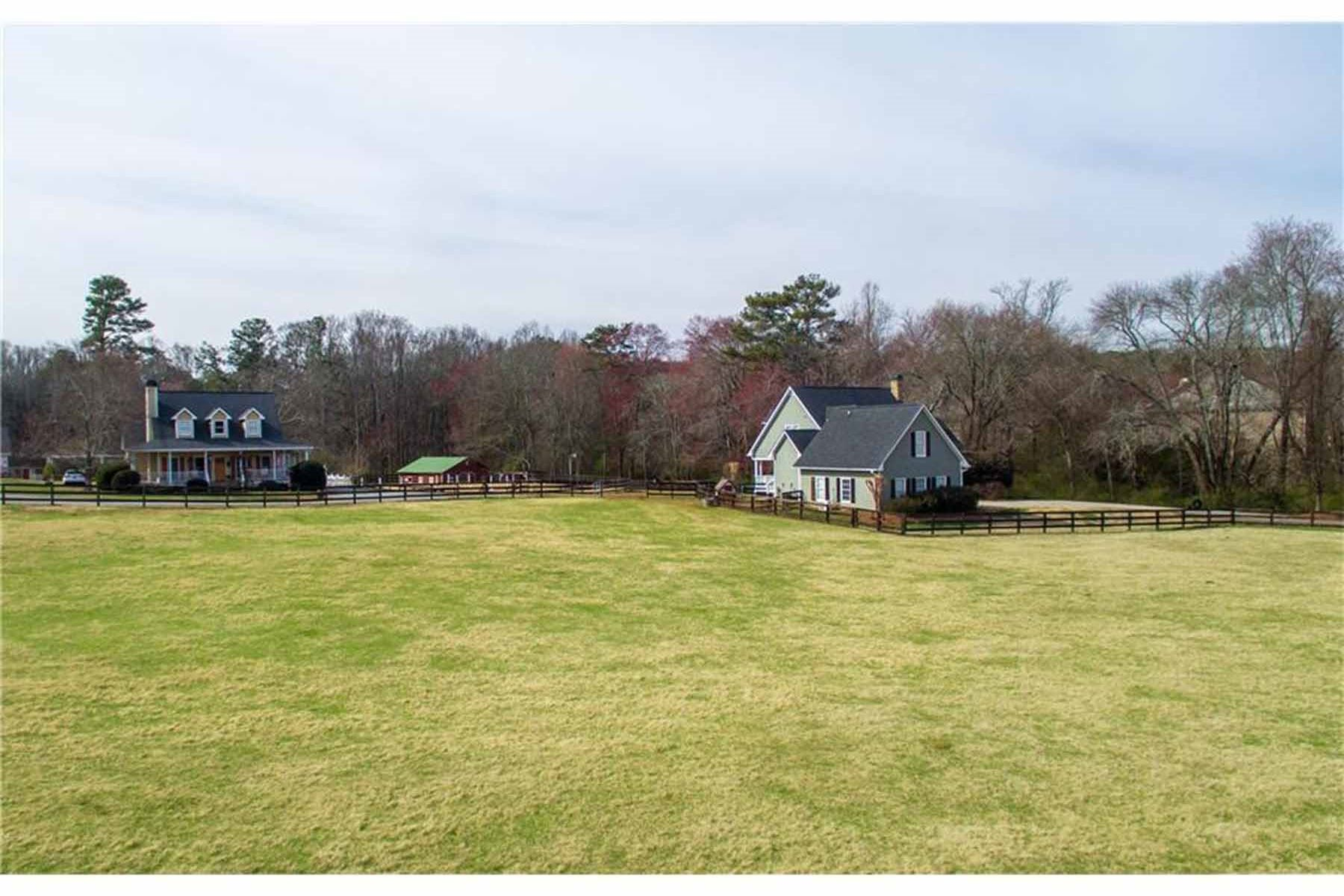Nhà ở một gia đình vì Bán tại PEACEFUL TWO HOME, 7 ACRE ESTATE CLOSE TO HISTORIC ALPHARETTA & CRABAPPLE 1225 Mid Broadwell Road Alpharetta, Georgia, 30004 Hoa Kỳ