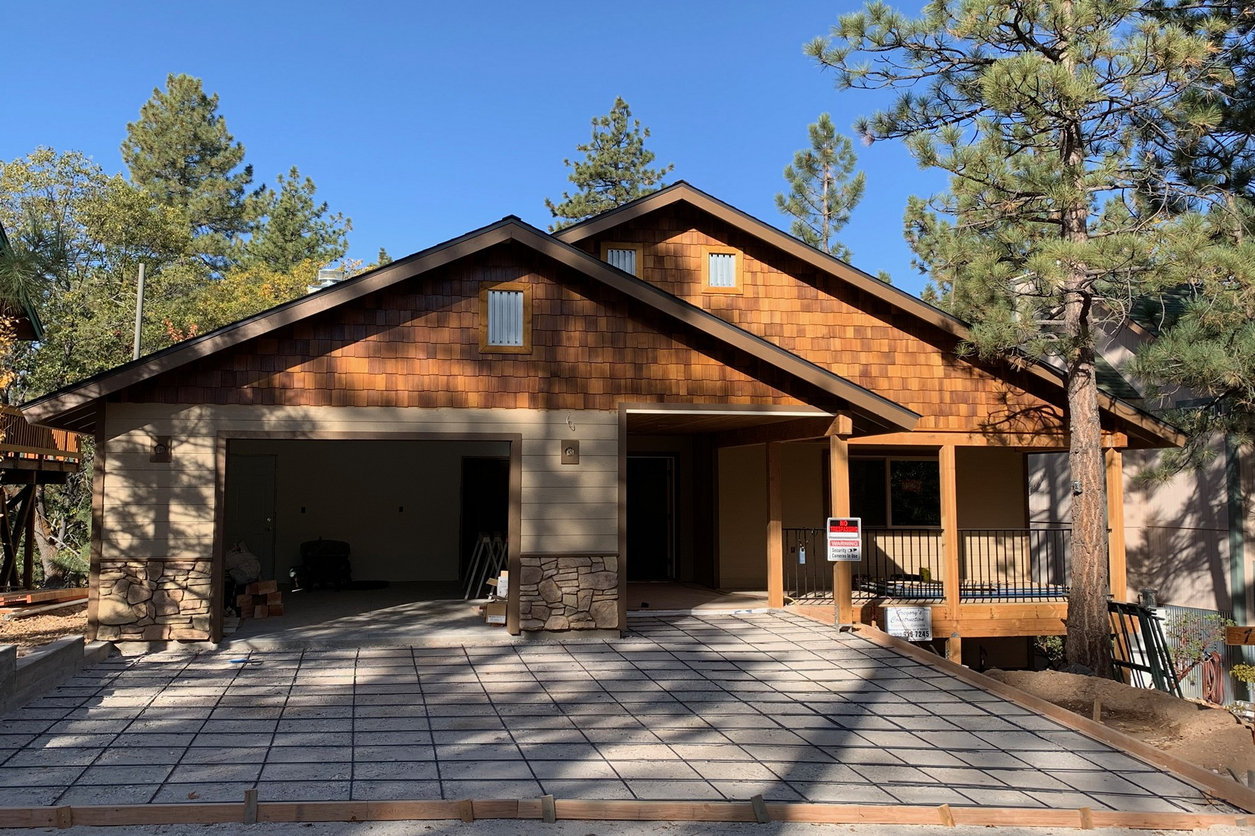 Single Family Homes for Sale at 764 Conklin Road, Big Bear Lake, CA 92315 764 Conklin Road Big Bear Lake, California 92315 United States