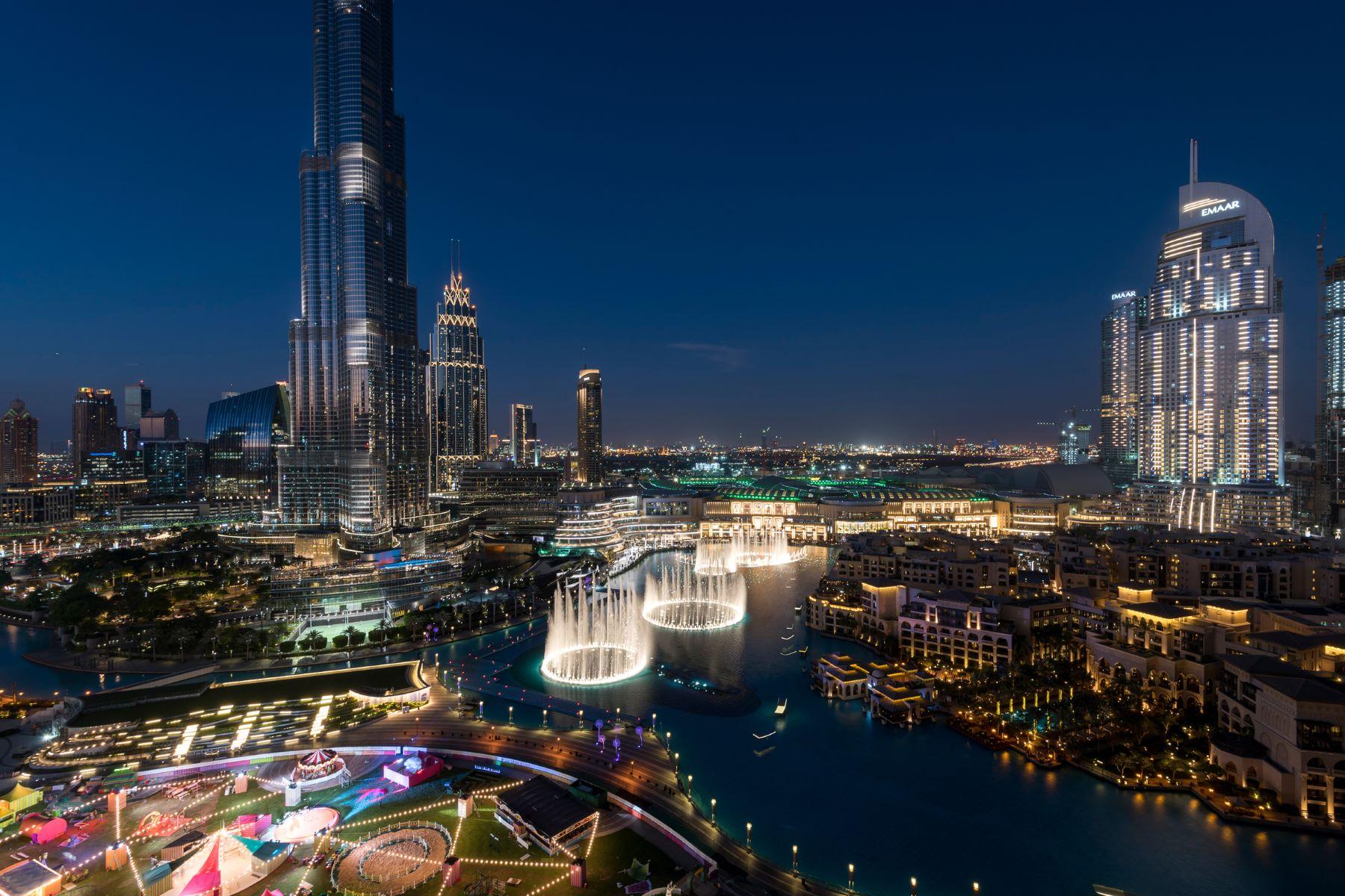 Apartment for Sale at The Residences Tower 3 Downtown, Dubai, Dubai United Arab Emirates