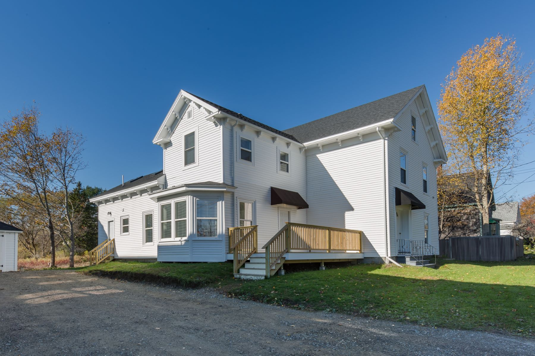 Multi-Family Home for Sale at 158 North Main Street 158 North Main Street Rockland, Maine 04841 United States