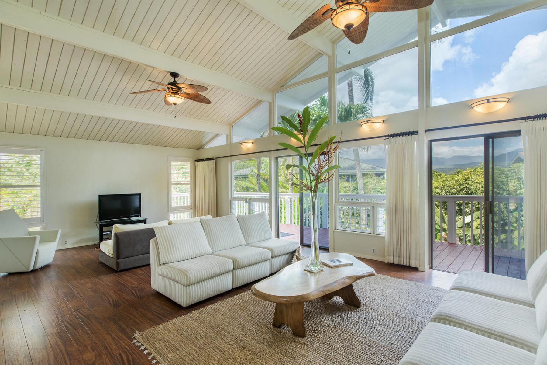 Einfamilienhaus für Verkauf beim Kiinani 5931-A Kiinani Pl Kapaa, Hawaii, 96746 Vereinigte Staaten