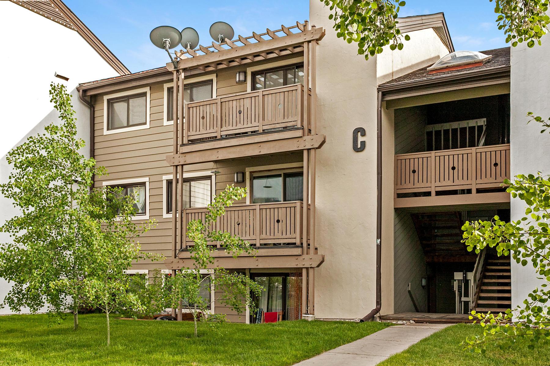 Condominium for Active at Walking distance to Beaver Creek 998 Beaver Creek Blvd #C205 Avon, Colorado 81620 United States