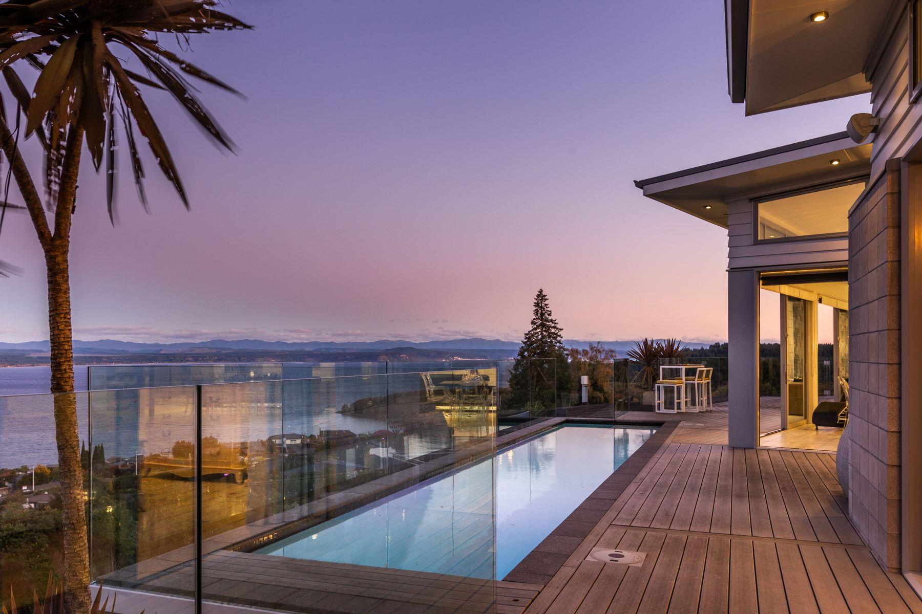 Single Family Homes for Sale at 50 Mapara Road, Acacia Bay, Taupo Taupo, Waikato New Zealand