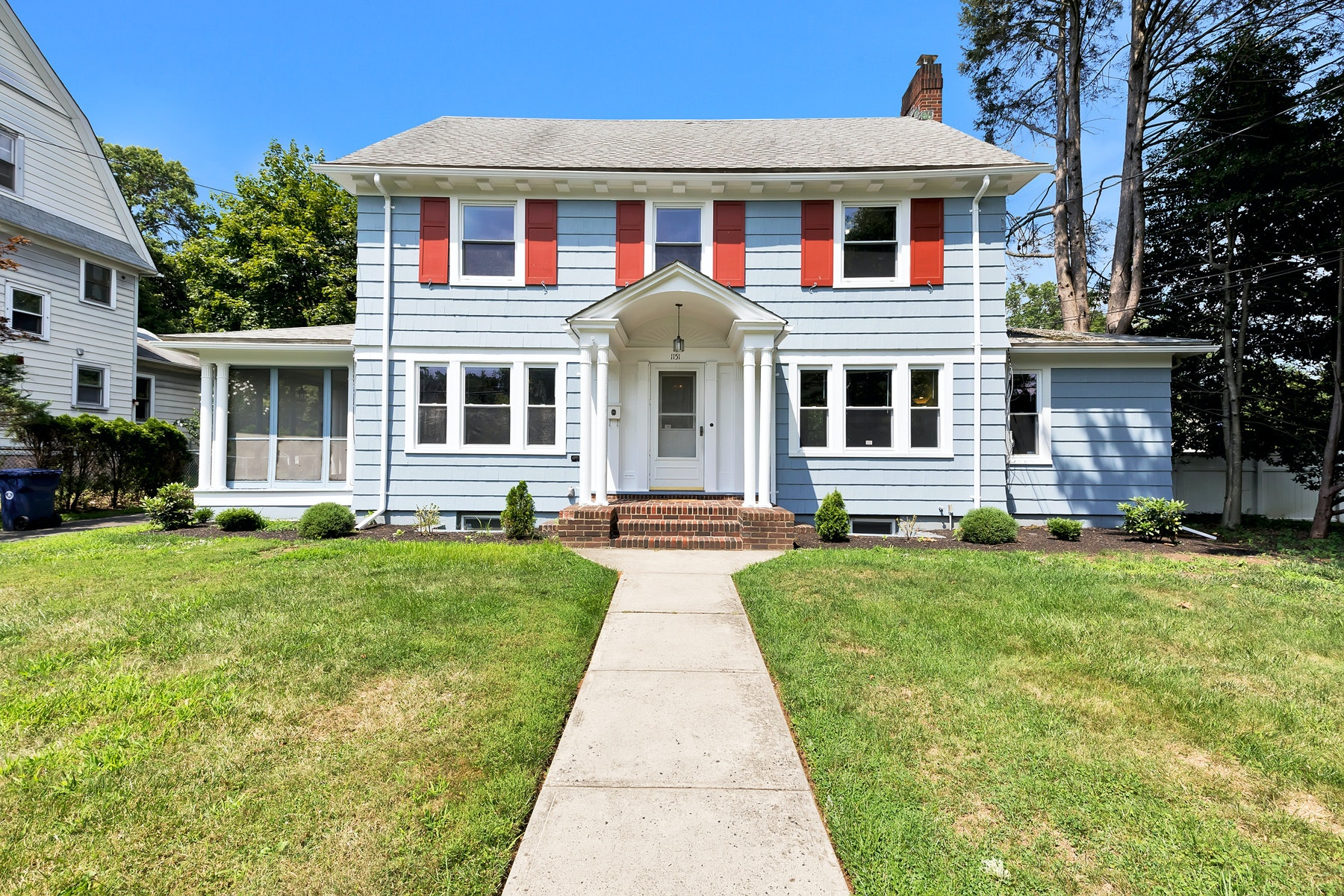 Single Family Homes for Active at A Classic Beauty 1151 Thornton Avenue Plainfield, New Jersey 07060 United States