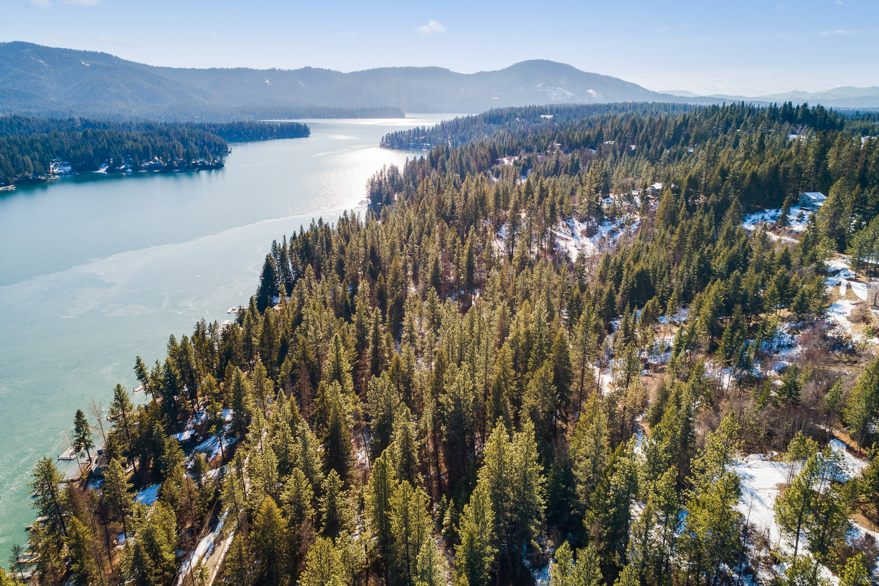 Land for Sale at Hayden Lake View Building Lot 15301 N Shenandoah Hayden, Idaho 83835 United States
