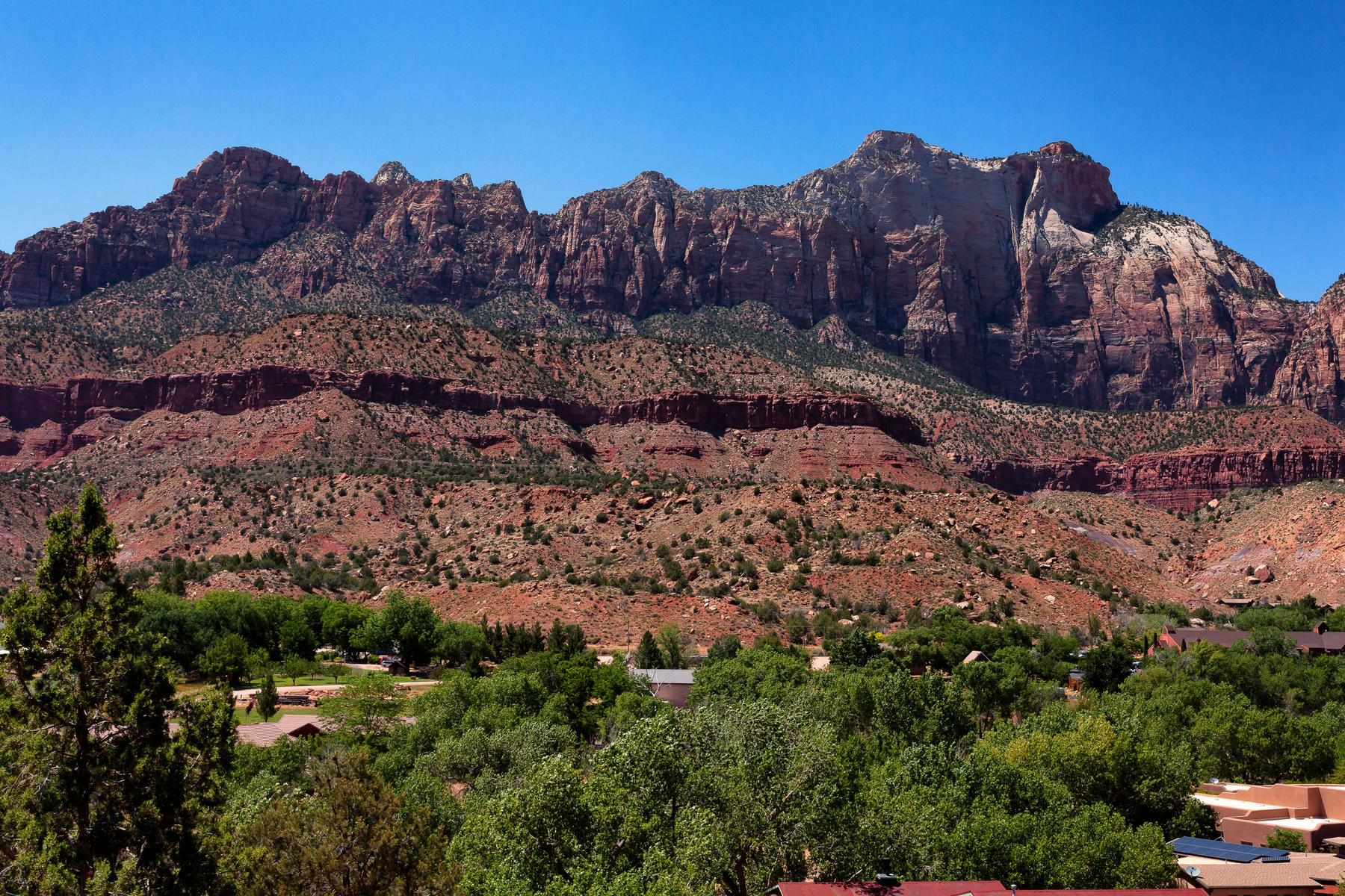 Land for Sale at Lot by the River, Next to Zion National Park River Bend Circle Lot 9, Springdale, Utah 84767 United States