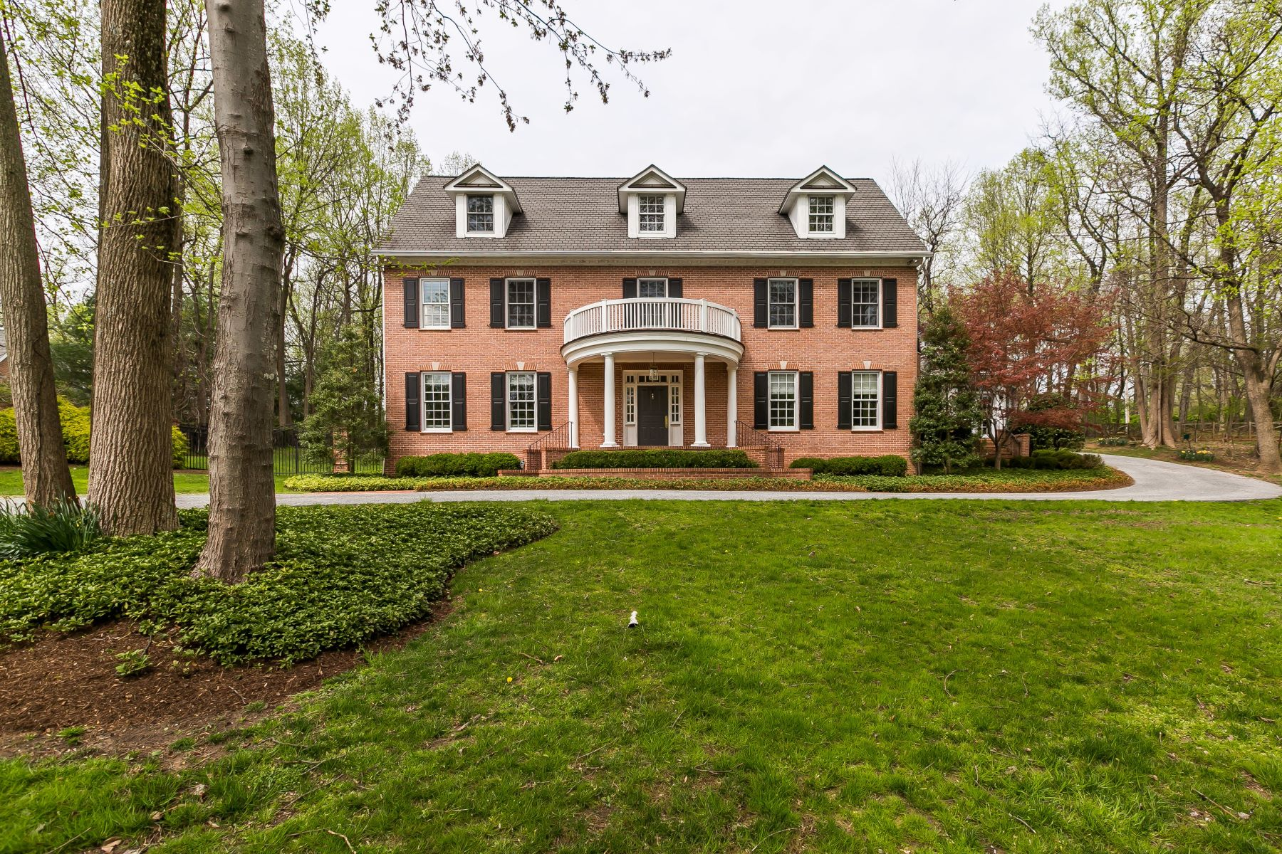 single family homes for Active at 1102 Westwicke Lane Lutherville Timonium, Maryland 21093 United States