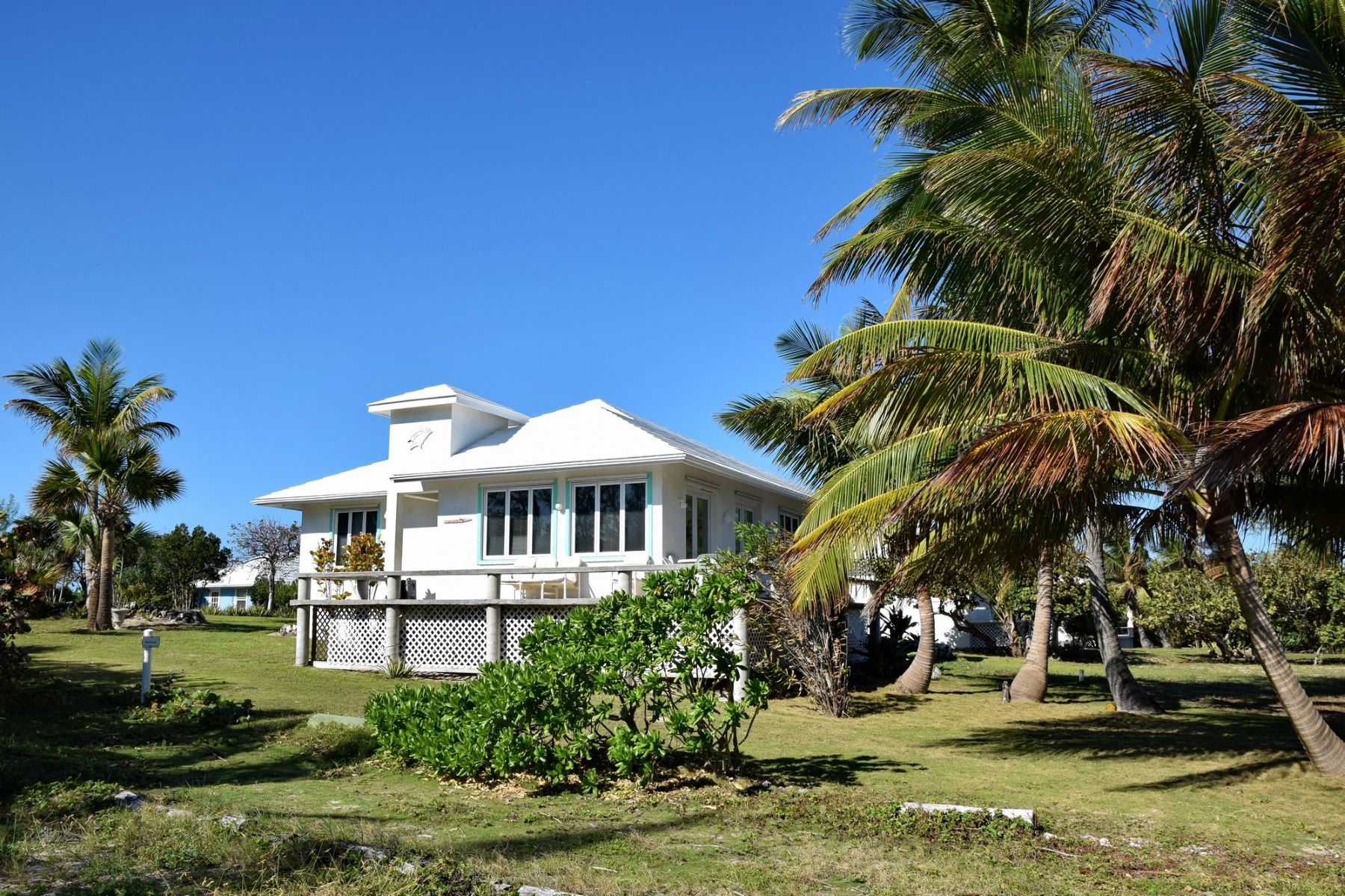 Single Family Home for Sale at Sea Shell Cottage Green Turtle Cay, Abaco Bahamas