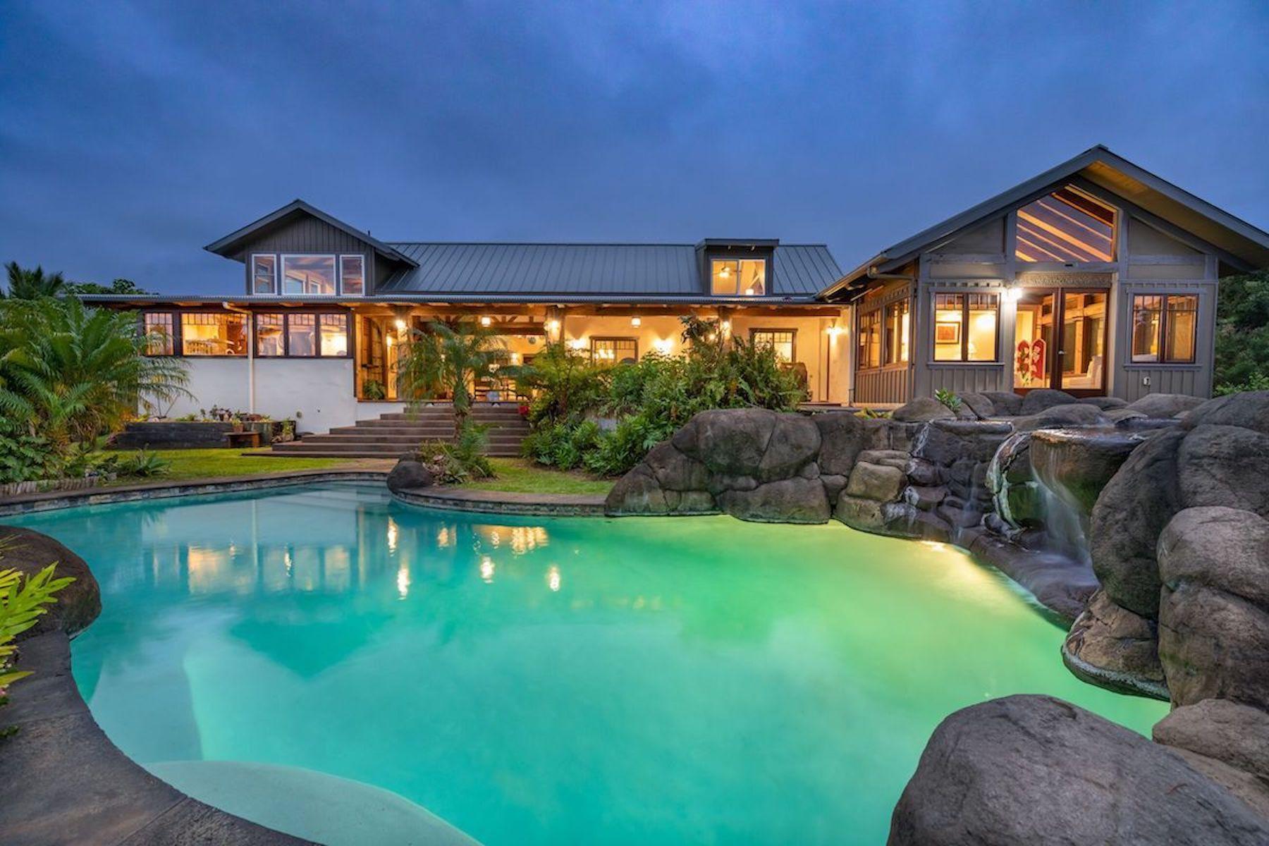 Single Family Home for Active at 54-563 Honomakau Rd Kapaau, Hawaii 96755 United States