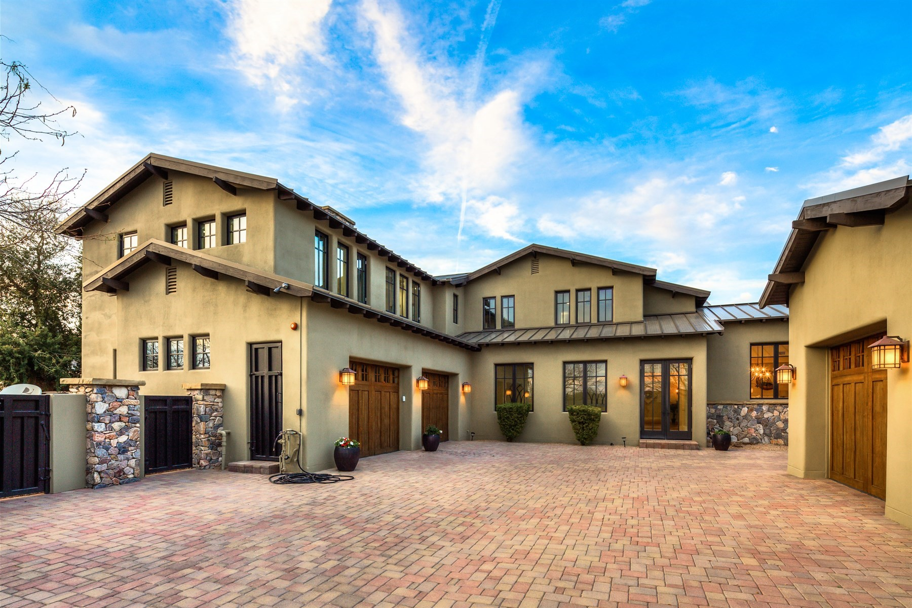 Single Family Home for Sale at Arcadia at Silverleaf 19394 N 99th St #3630, Scottsdale, Arizona, 85255 United States