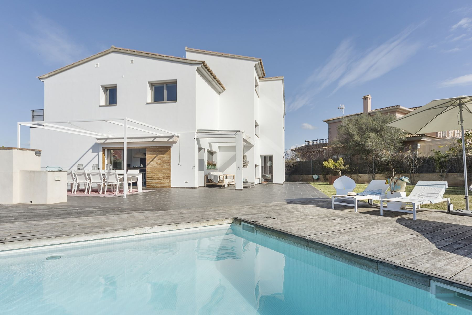 Single Family Home for Sale at Exceptional chalet in Sa Torre Llucmajor, Mallorca Spain