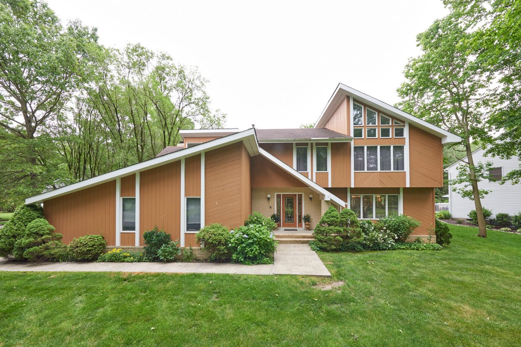 Single Family Homes por un Venta en 11 Oak Tree Lane Ocean, Nueva Jersey 07712 Estados Unidos