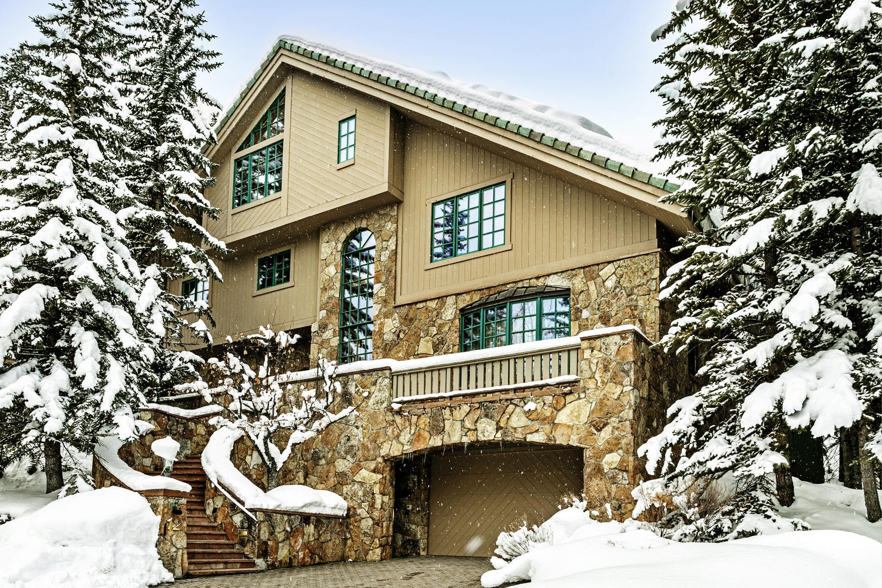 Single Family Homes for Sale at This is Luxury Defined 12 Chateau Court Beaver Creek, Colorado 81620 United States