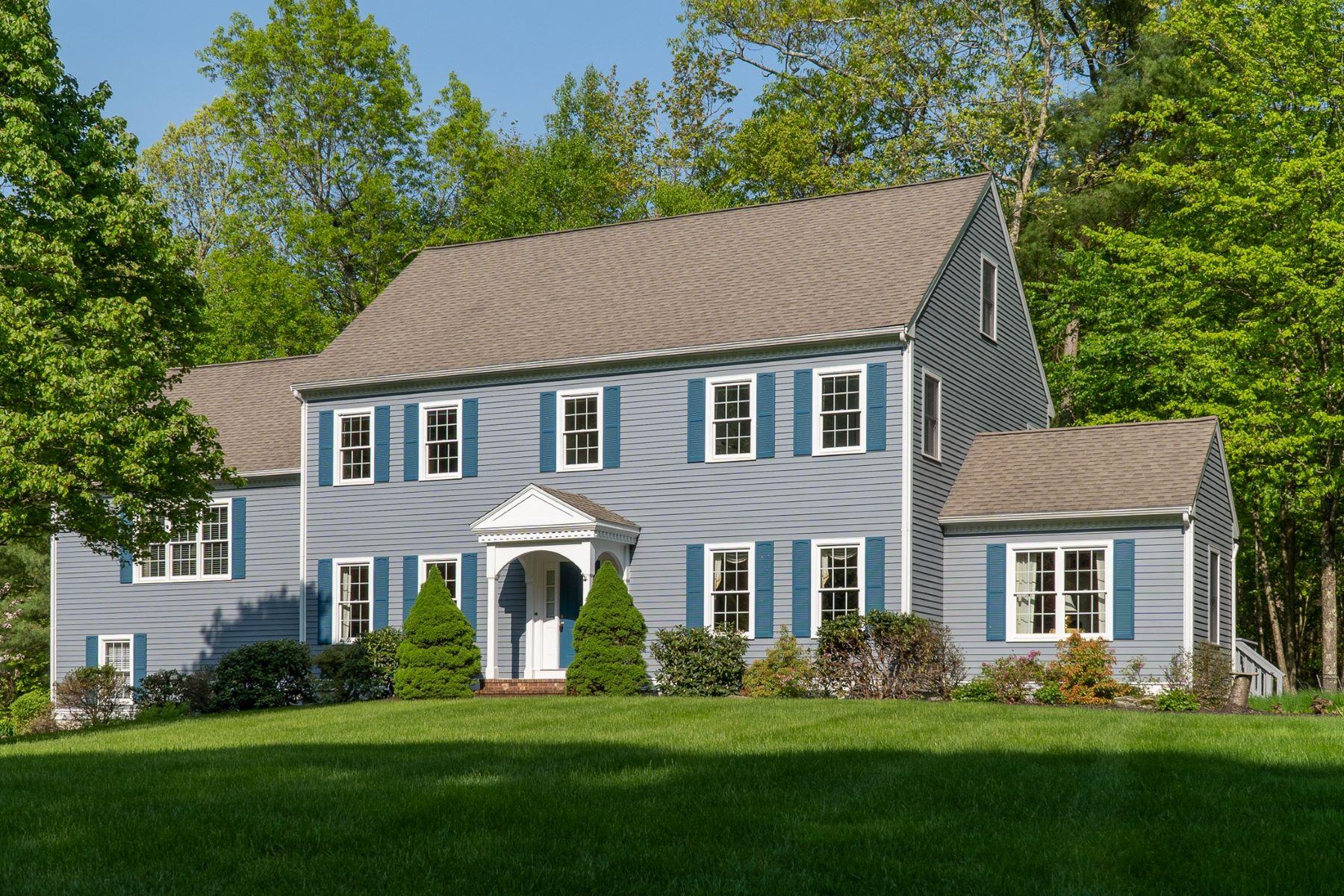 Single Family Homes for Sale at 525 Old Harvard Road Boxborough, Massachusetts 01719 United States