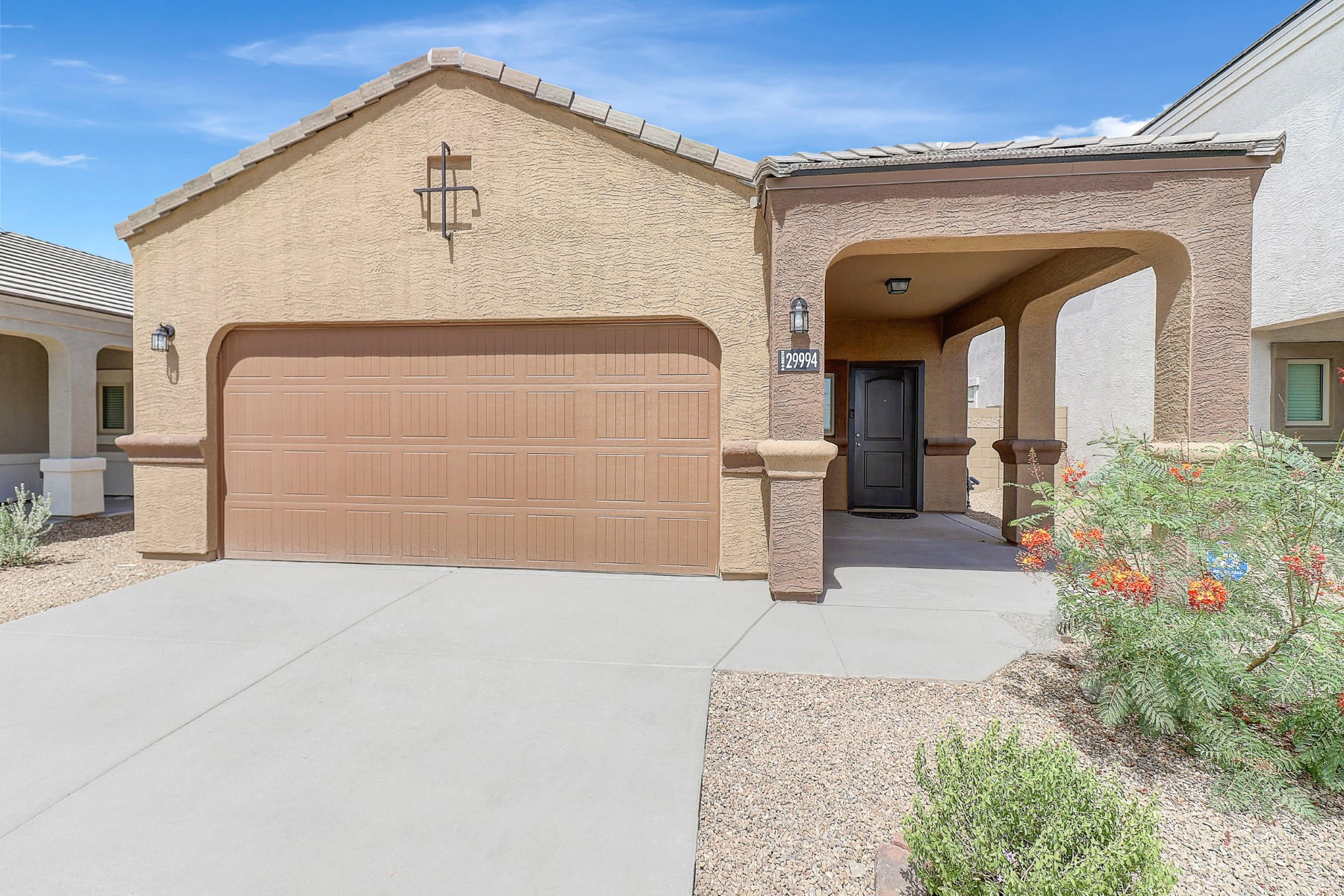 Single Family Homes for Sale at Gorgeous Single-Level Home 29994 W MULBERRY DR Buckeye, Arizona 85396 United States