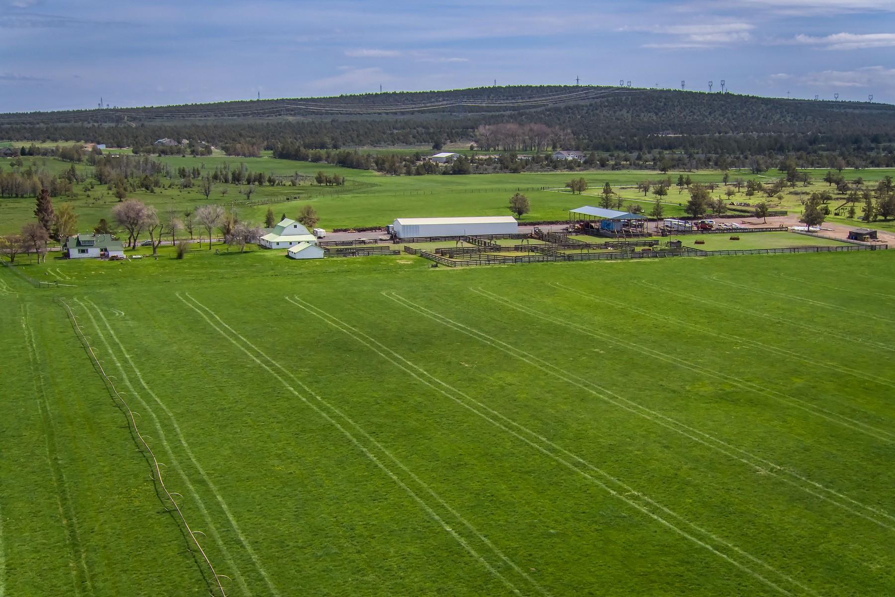 農場 / 牧場 / 種植場 為 出售 在 Little Houston Lake 10410 Houston Lake Rd, Powell Butte, 俄勒岡州 97753 美國