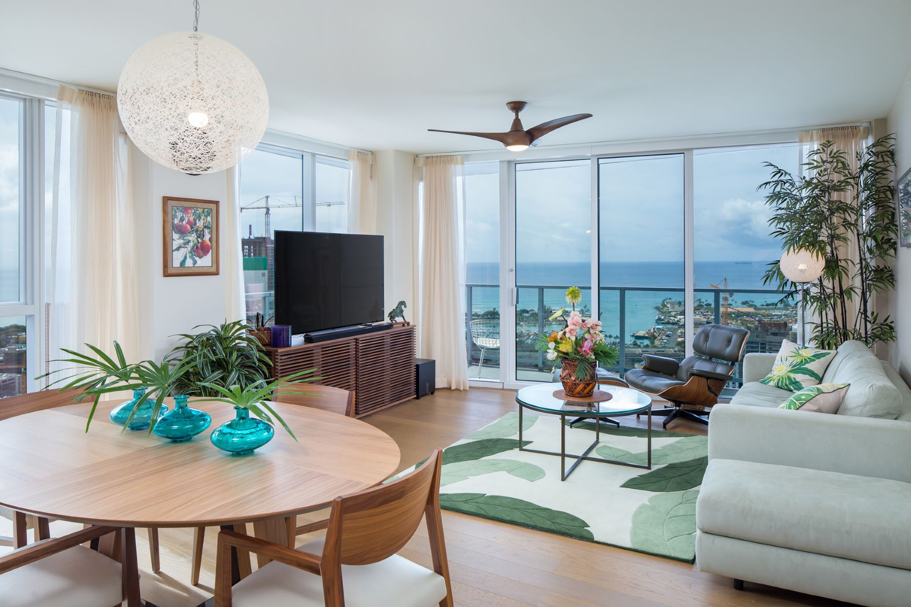 Condominium for Sale at Opulent Kakaako 888 Kapiolani Boulevard #3905 Honolulu, Hawaii 96813 United States