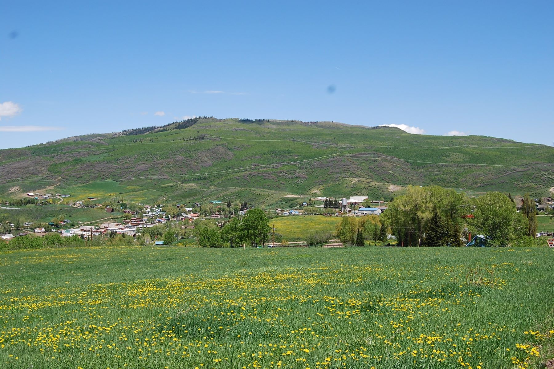 Land for Sale at South Routt Land TBD RCR 131 Oak Creek, Colorado, 80462 United States