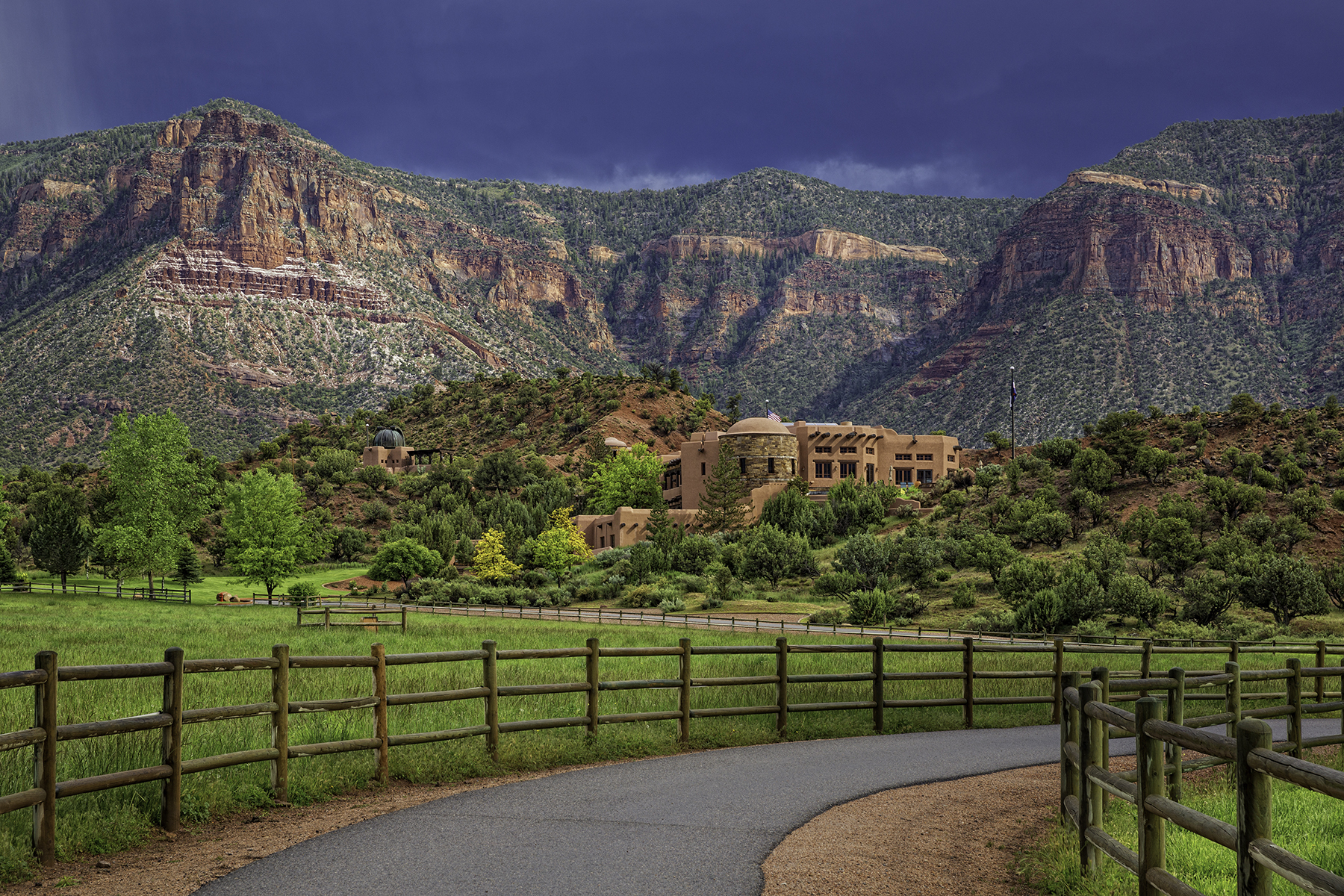 Single Family Home for Active at West Creek Ranch Gateway, Colorado 81522 United States