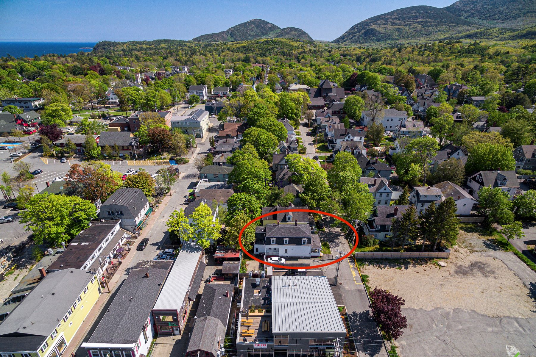 Single Family Homes for Active at 4 Kennebec Street Bar Harbor, Maine 04609 United States