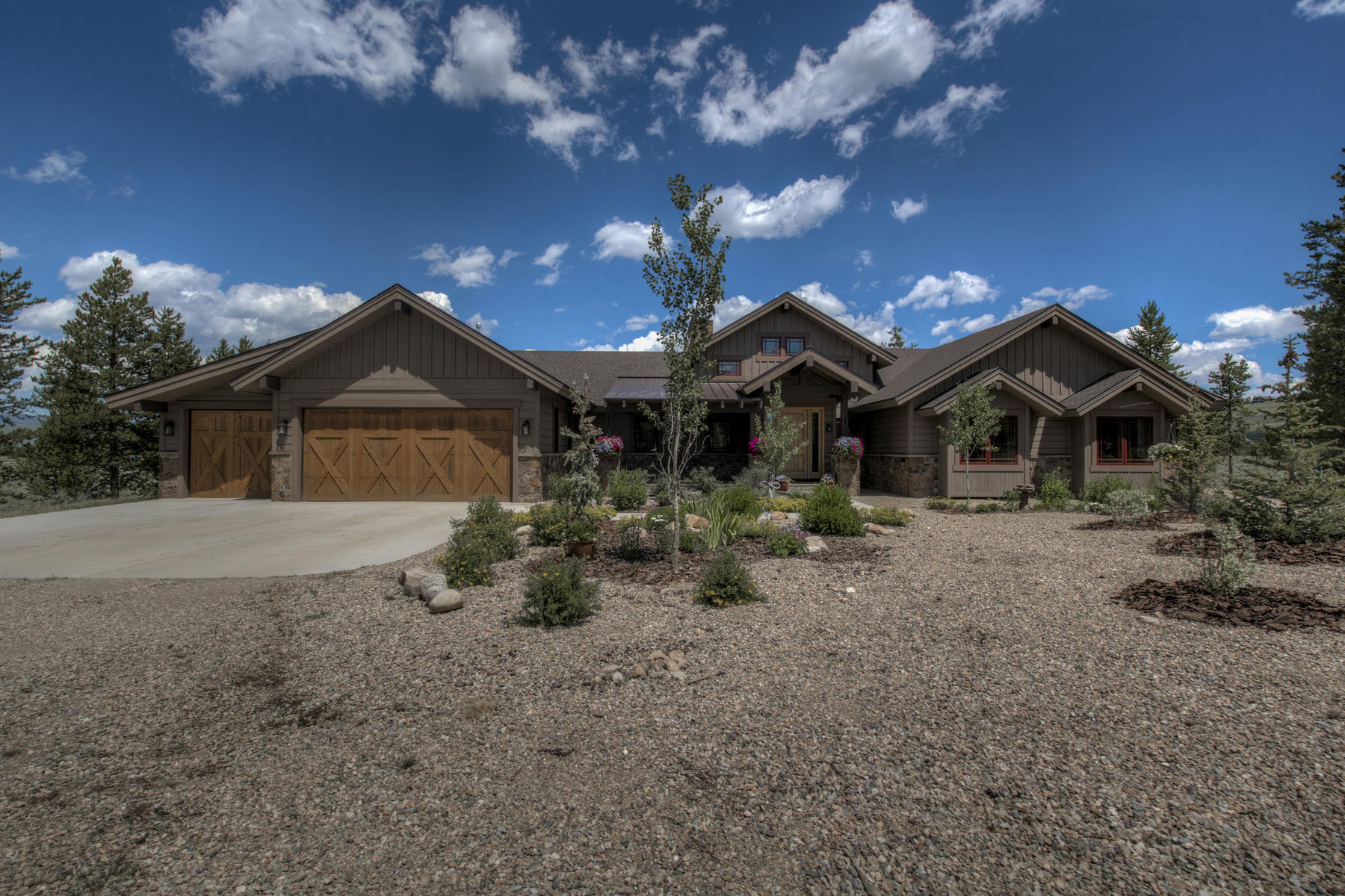Single Family Homes for Active at Legacy Park Ranch 790 GCR 6236S Granby, Colorado 80446 United States