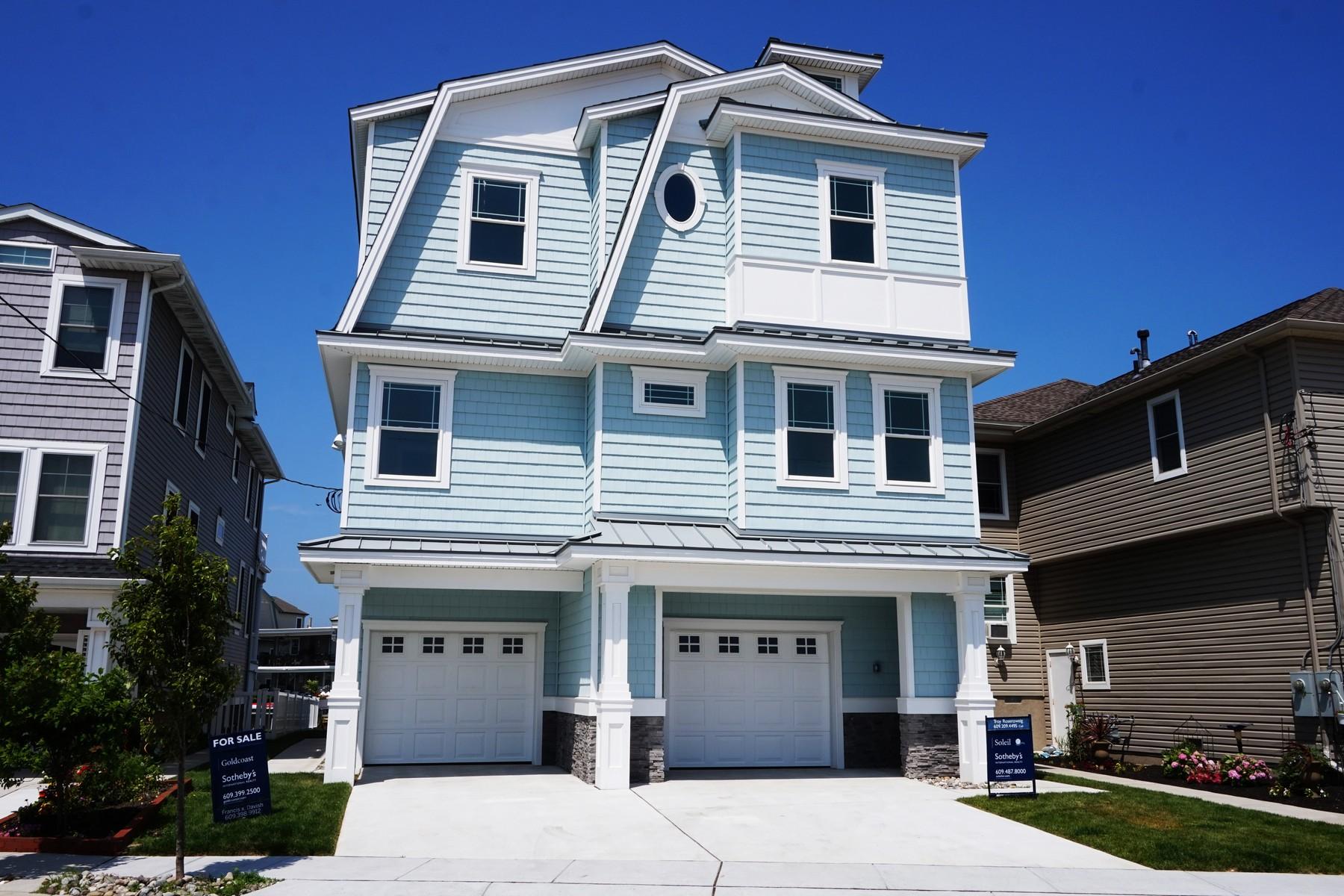Duplex for Sale at Snug Harbor Lagoon Duplex 14 W Revere Place Duplex Ocean City, 08226 United States
