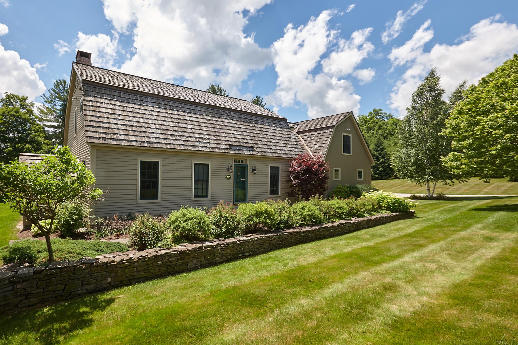 single family homes for Sale at 249 Edward Isham Road, Manchester 249 Edward Isham Rd Manchester, Vermont 05255 United States