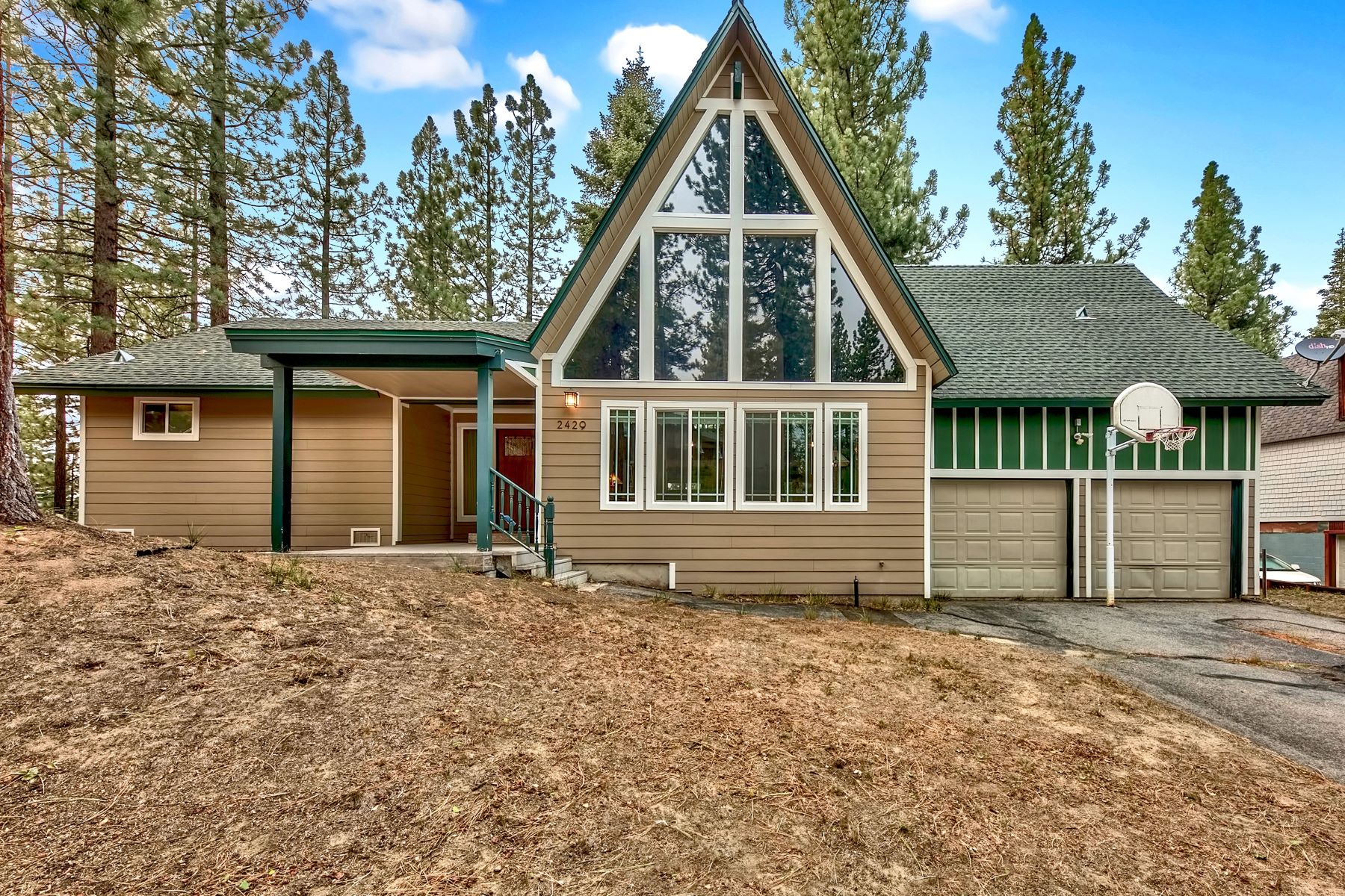 Property for Active at Peaceful Montgomery Estates Cabin 2429 Sutter Trail South Lake Tahoe, California 96150 United States
