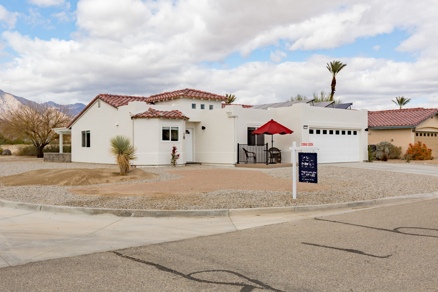 Single Family Home for Sale at 2830 Back Nine Drive 2830 Back Nine Drive Borrego Springs, California 92086 United States