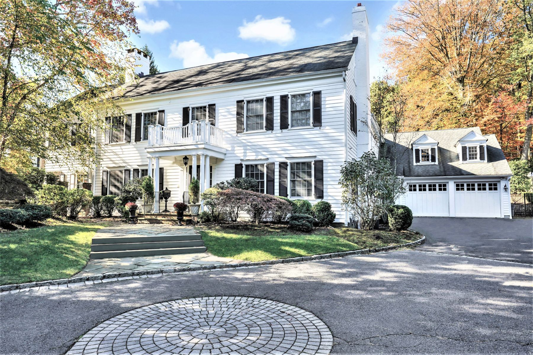 Single Family Homes for Sale at Classic Elegance 195 Highland Avenue, Short Hills, New Jersey 07078 United States
