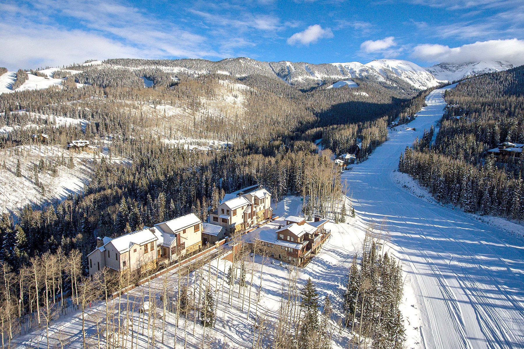 Land for Sale at TBD Lot 13 Cortina Drive Telluride, Colorado, 81435 United States
