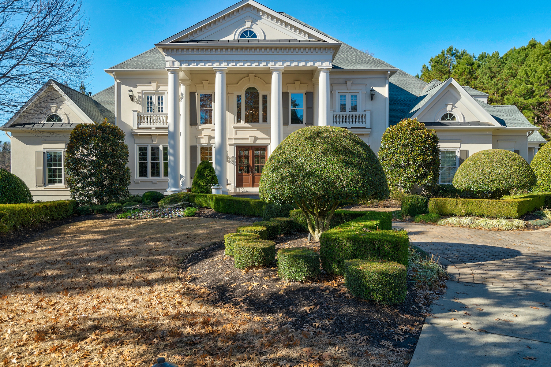 Single Family Home for Sale at Stunning Southern Charm With Beautiful English Garden 2411 Lockerly Pass Duluth, Georgia 30097 United States