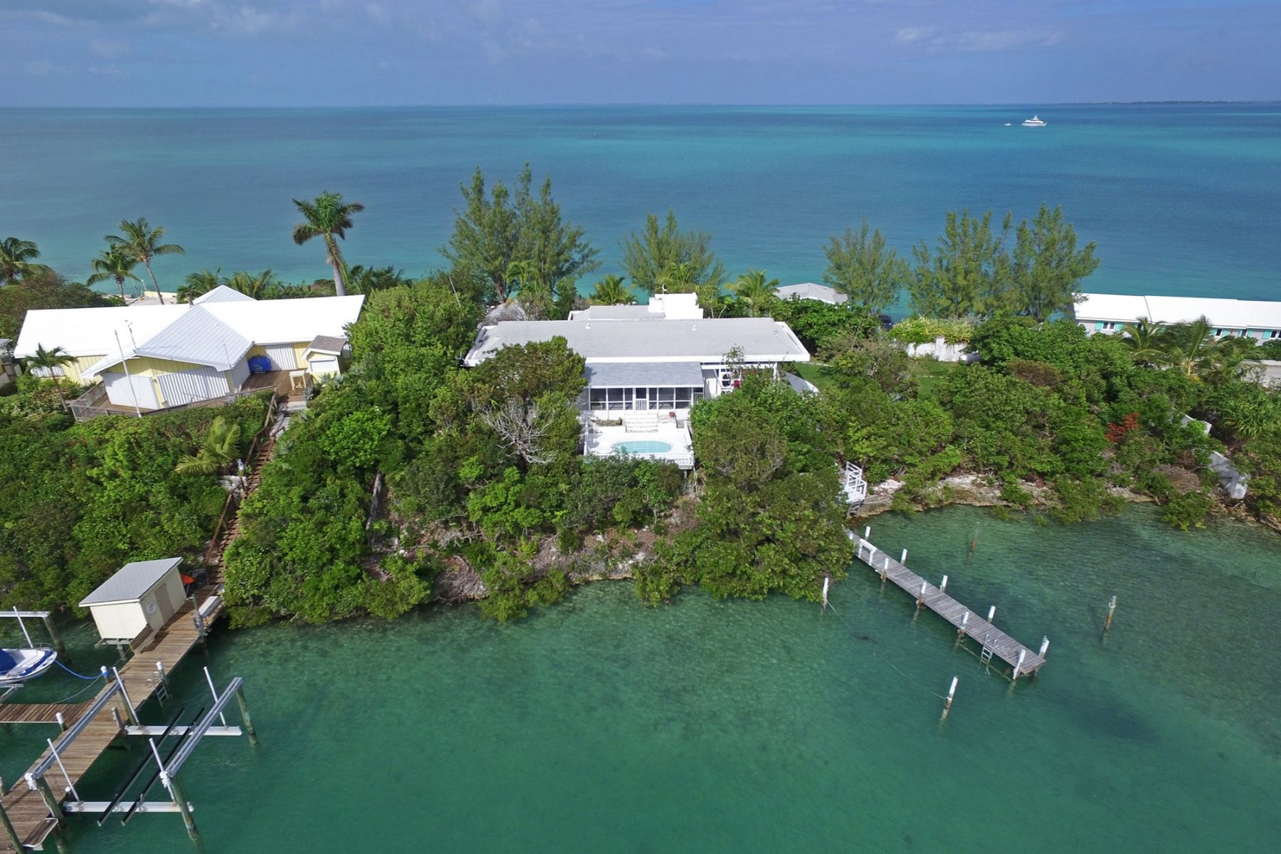 Single Family Home for Sale at Blue Dolphin Eastern Shores, Marsh Harbour, Abaco Bahamas