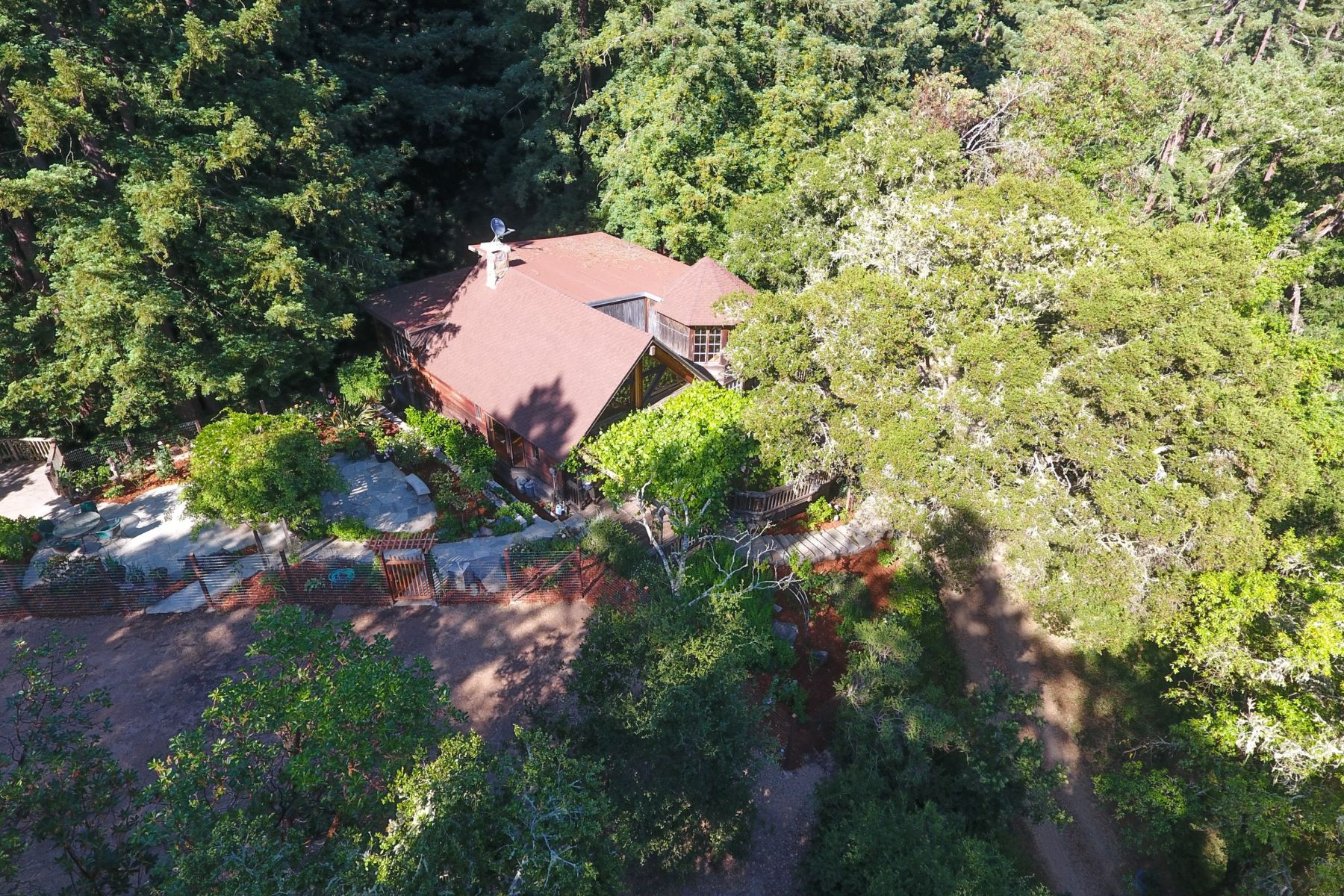 Additional photo for property listing at Enchanting Setting 1949 Nicasio Valley Road Nicasio, 加利福尼亞州 94946 美國