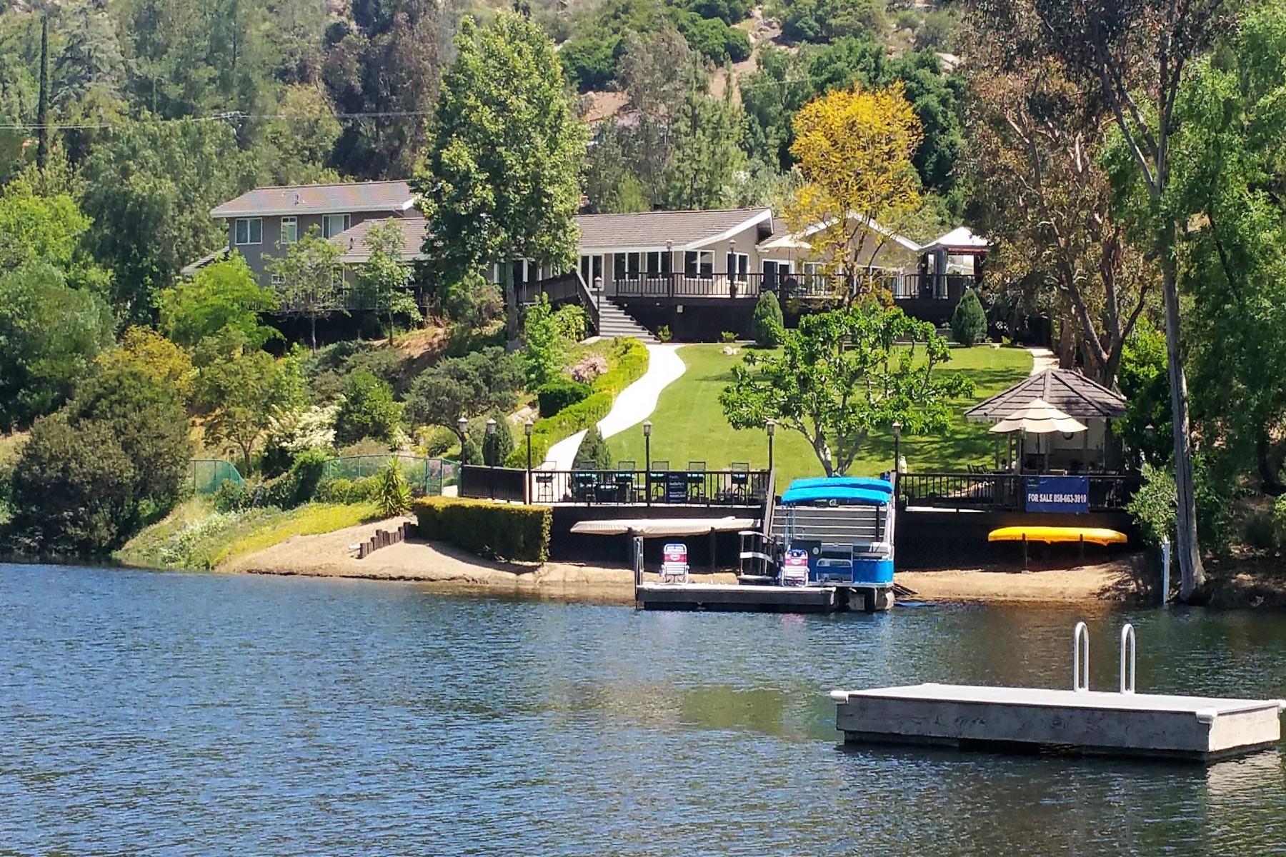 独户住宅 为 销售 在 3771 Via Palo Verde Lago 阿尔卑斯, 92101 美国