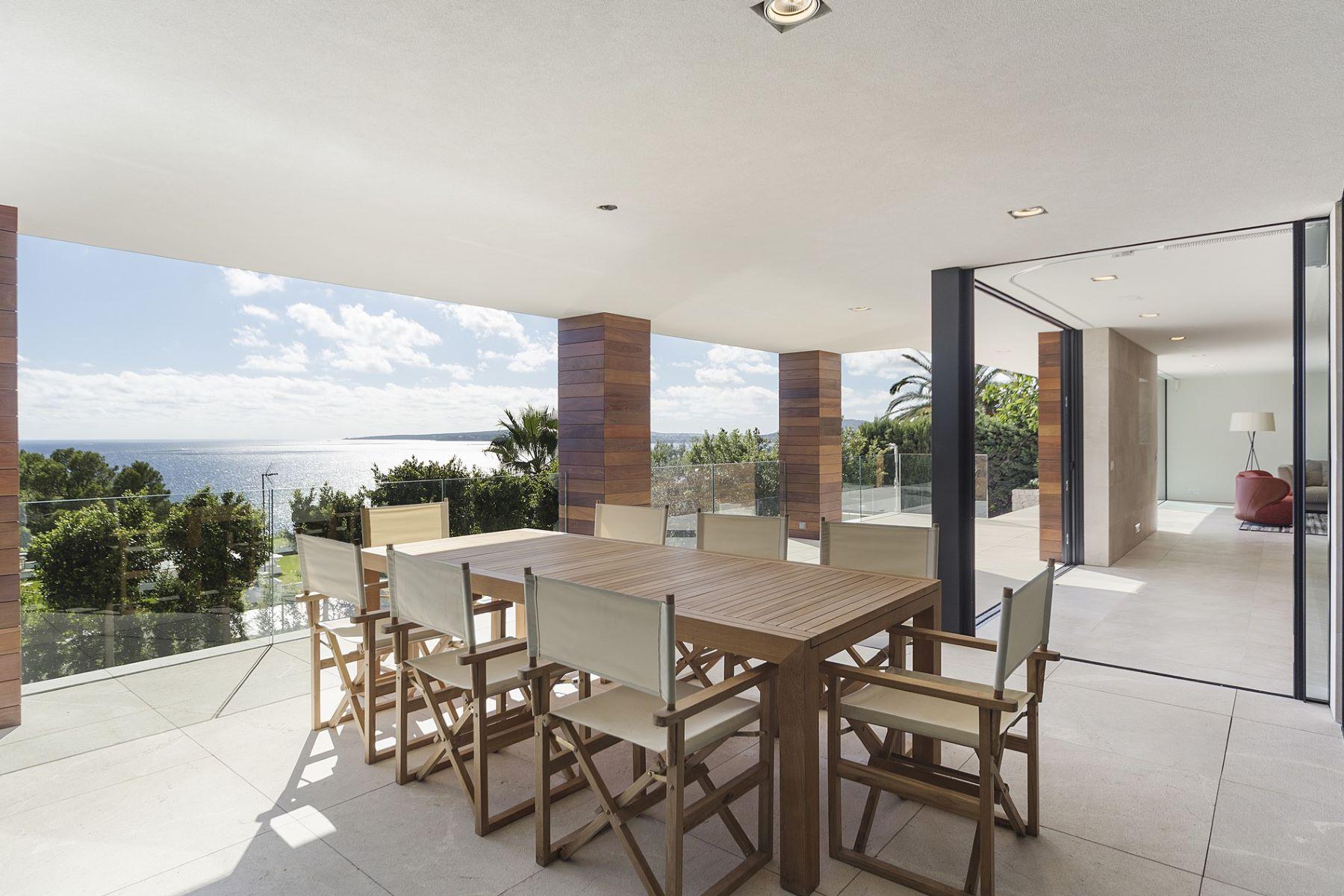 Casa para uma família para Venda às New villa with breathtaking views in Old Bendinat Bendinat, Balearic Islands, Espanha