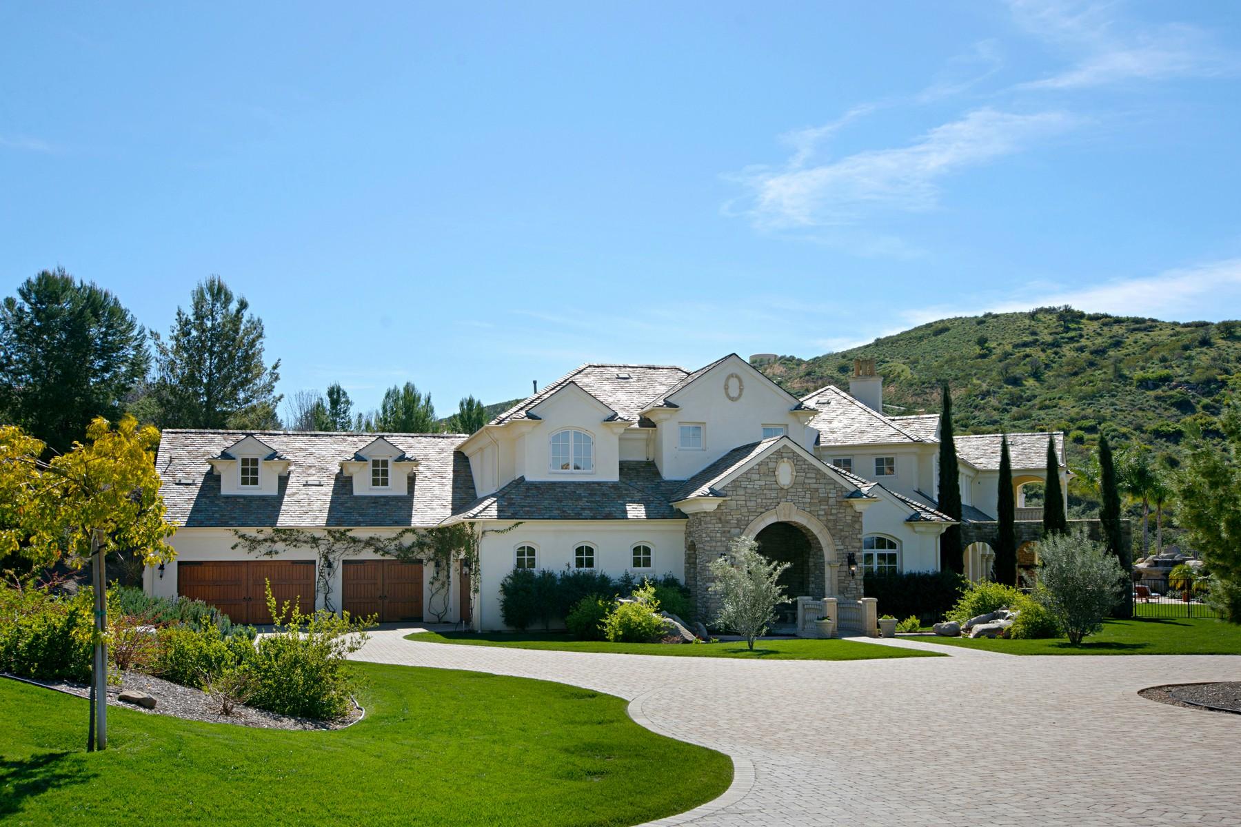 一戸建て のために 売買 アット 18781 Heritage Drive Poway, カリフォルニア, 92064 アメリカ合衆国