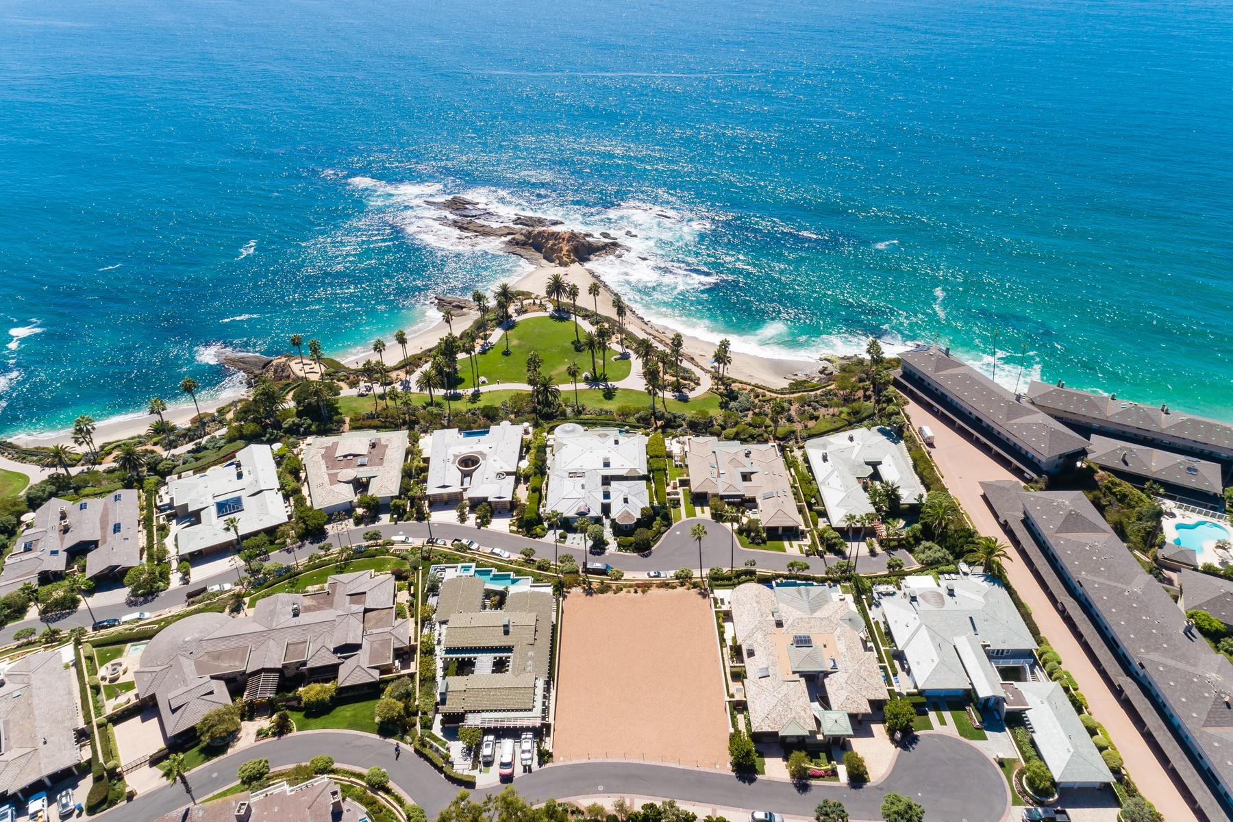 Land for Active at 23 Montage Way Laguna Beach, California 92651 United States