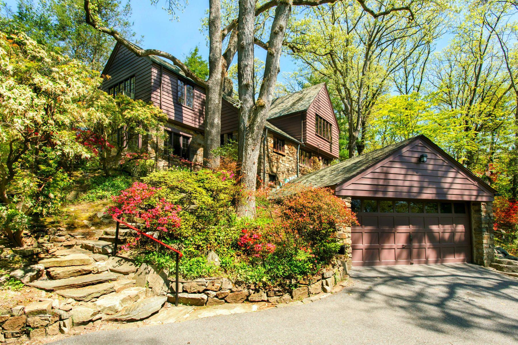Частный односемейный дом для того Продажа на 75 Mercer 75 Mercer Avenue Greenburgh, Нью-Йорк 10530 Соединенные Штаты