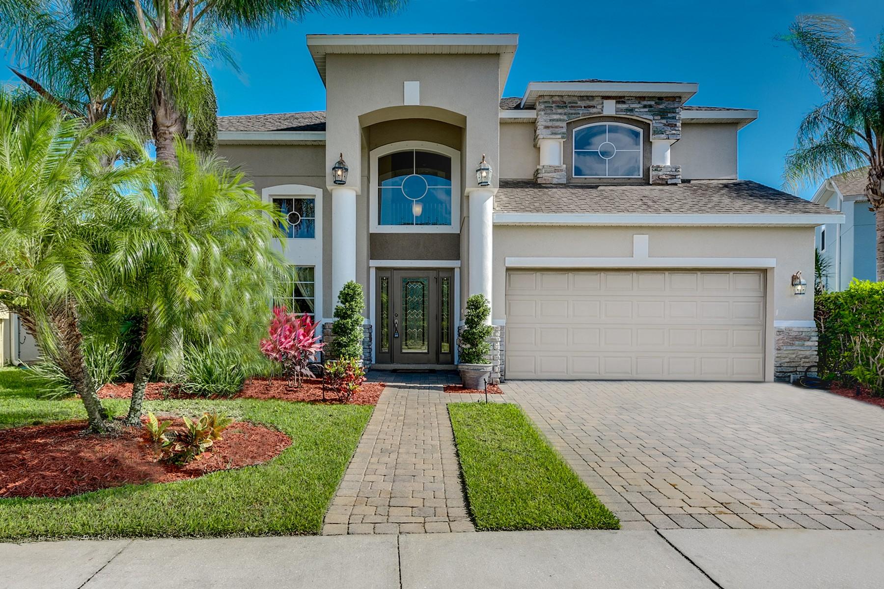 一戸建て のために 売買 アット 1420 Bourke Lane Melbourne, フロリダ, 32940 アメリカ合衆国