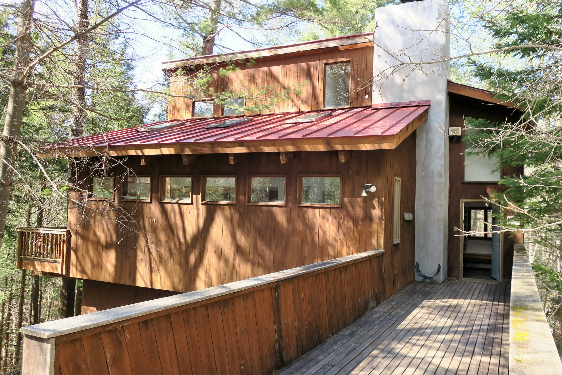 Single Family Home for Sale at 65 Ash Lane, Jamaica 65 Ash Ln Jamaica, Vermont 05343 United States